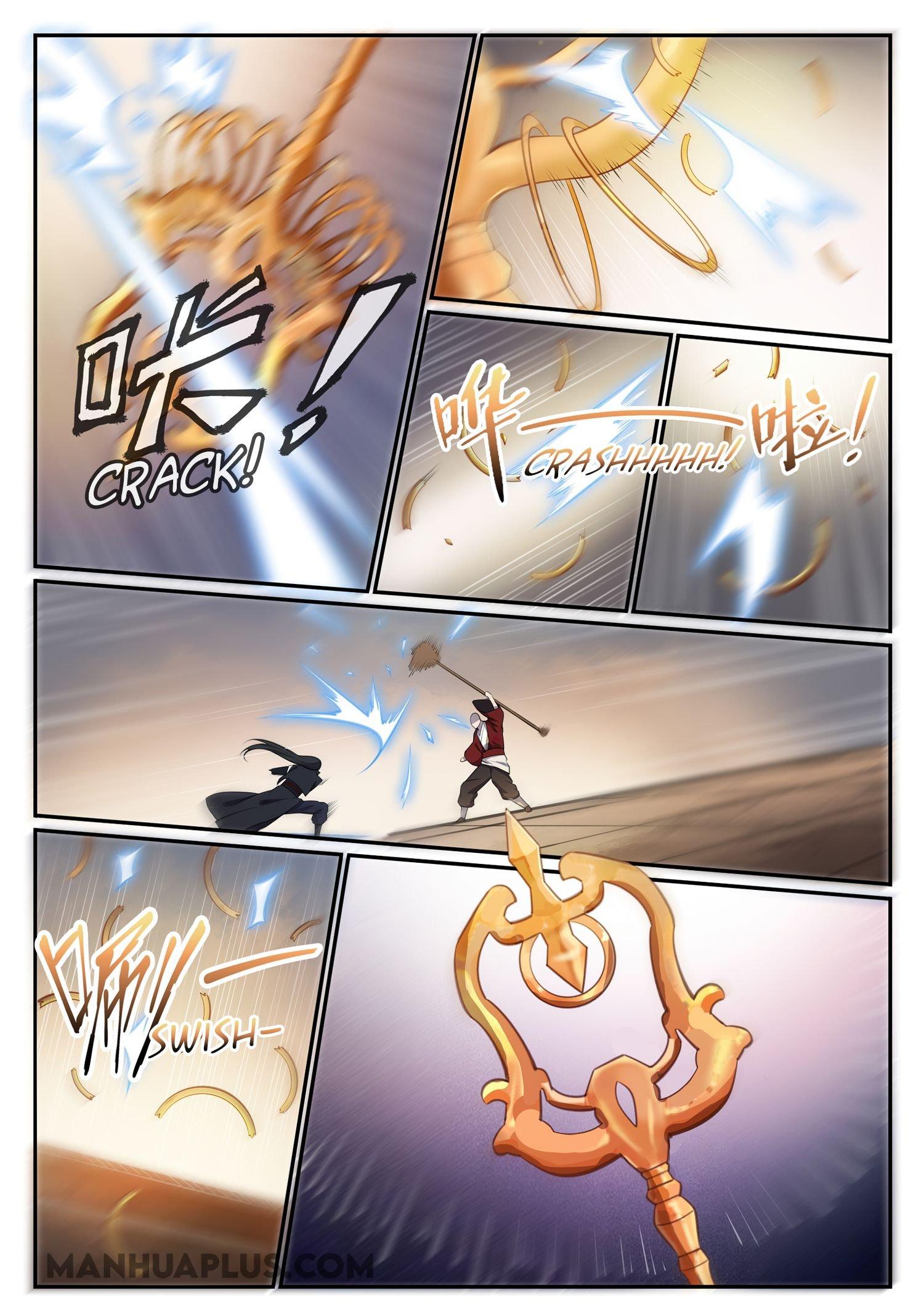 Manga Apotheosis - Chapter 675 Page 9