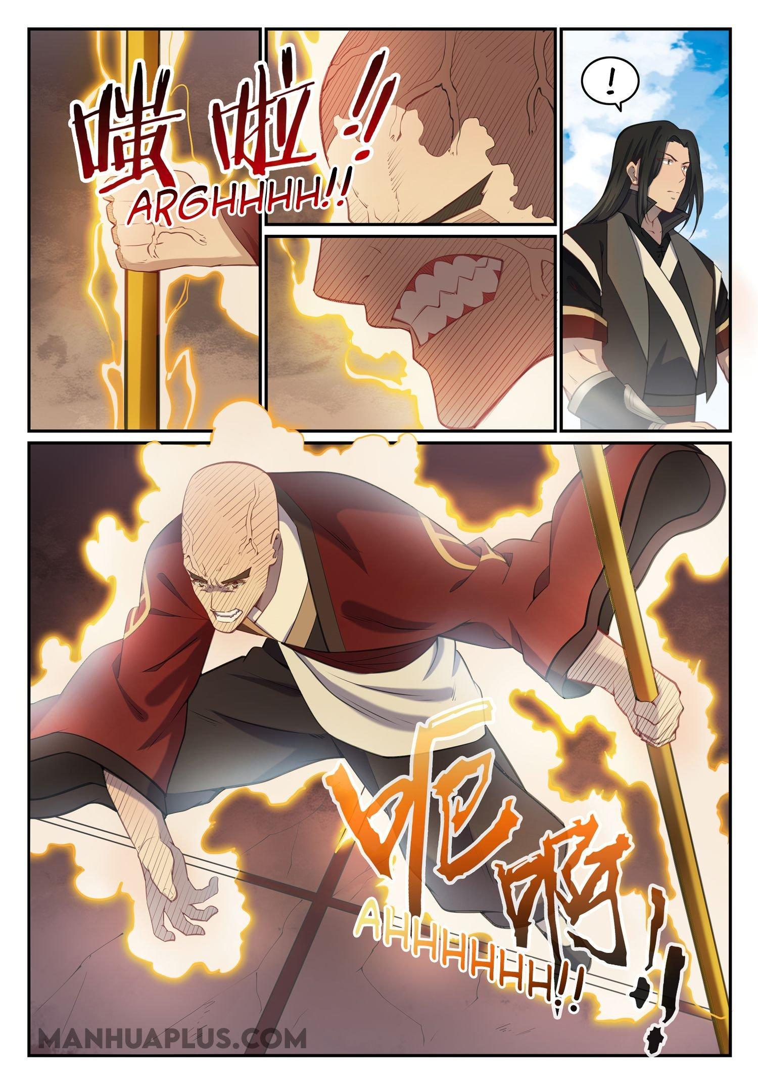 Manga Apotheosis - Chapter 675 Page 12