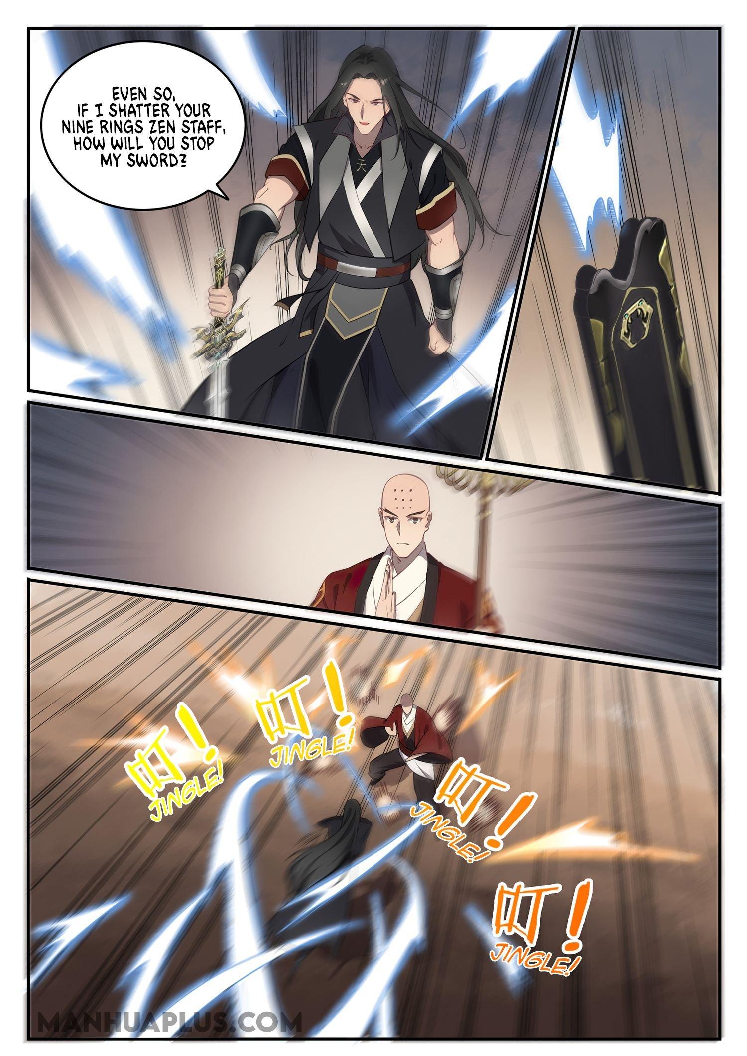 Manga Apotheosis - Chapter 675 Page 8