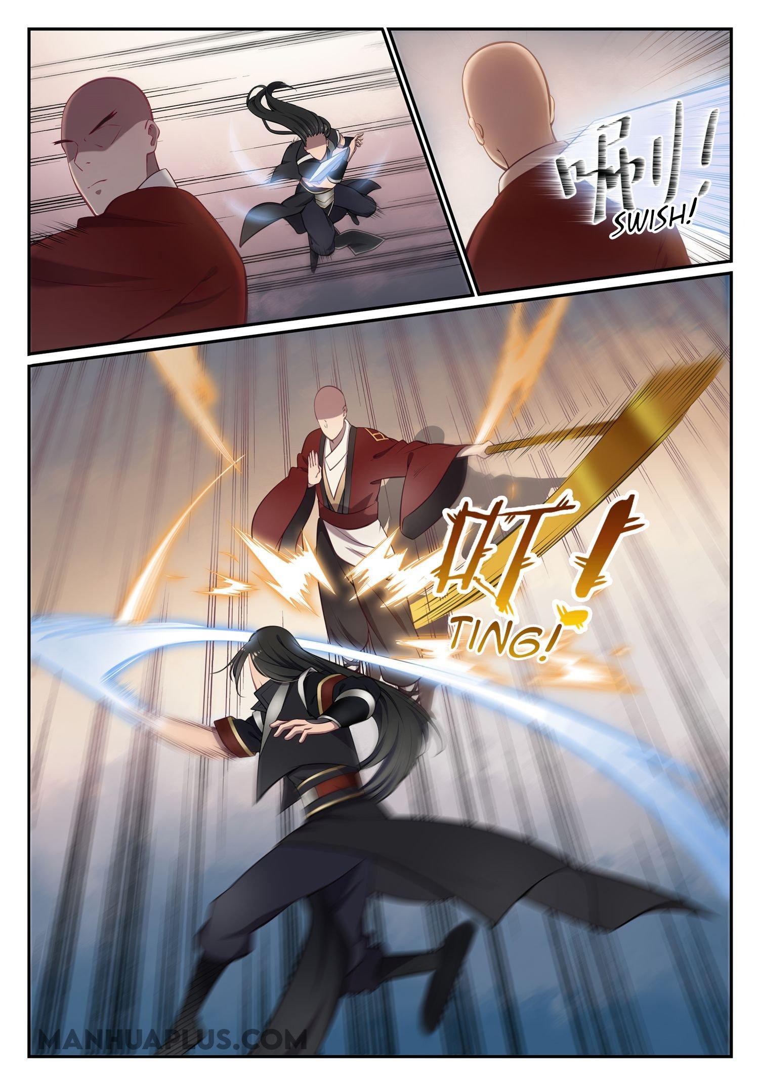 Manga Apotheosis - Chapter 675 Page 2