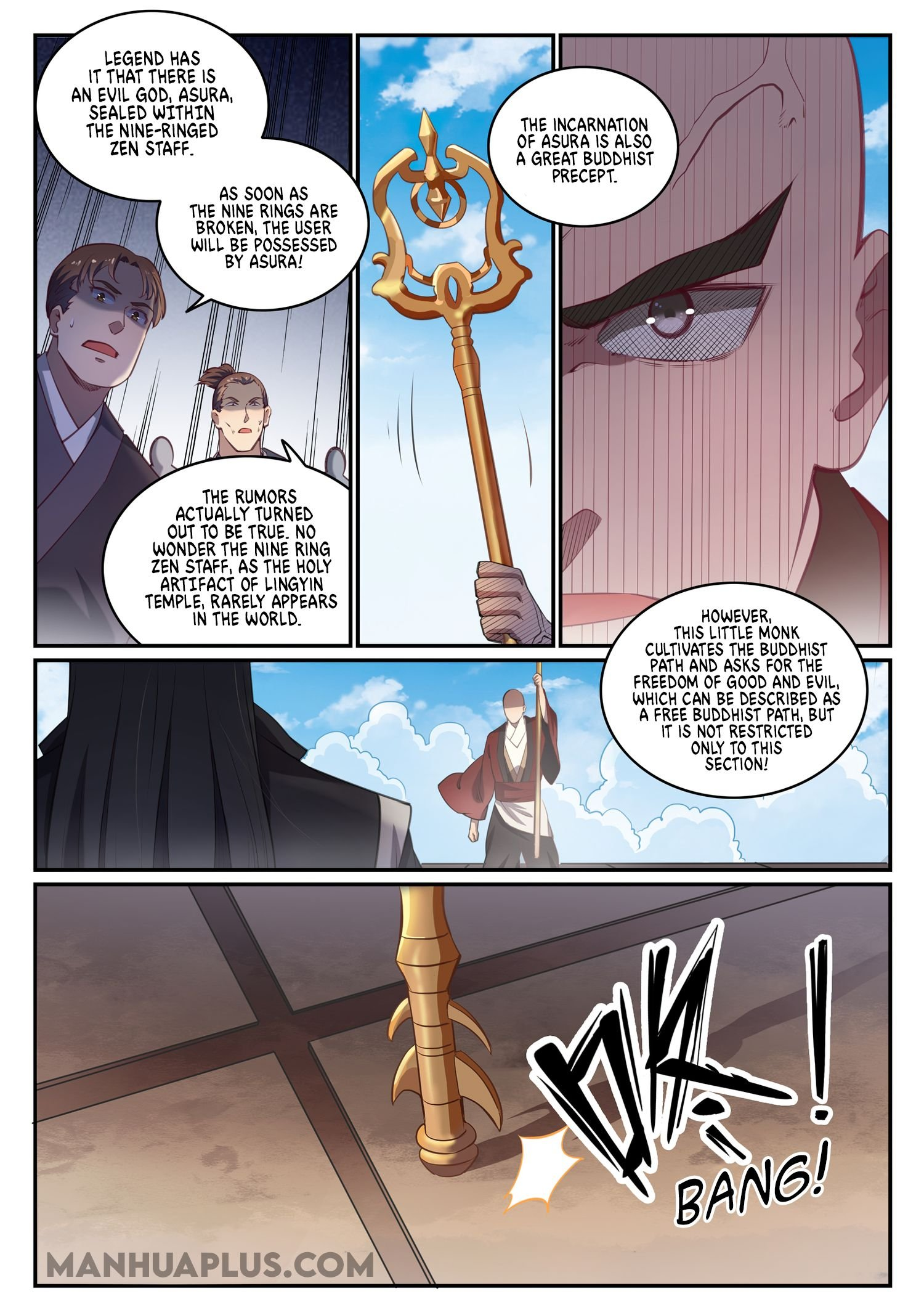 Manga Apotheosis - Chapter 675 Page 13