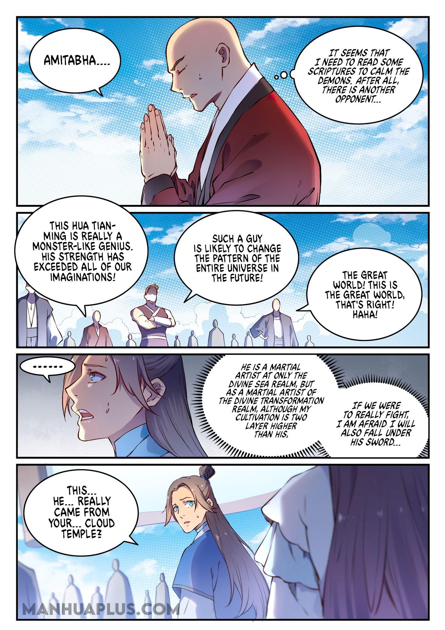 Manga Apotheosis - Chapter 677 Page 6