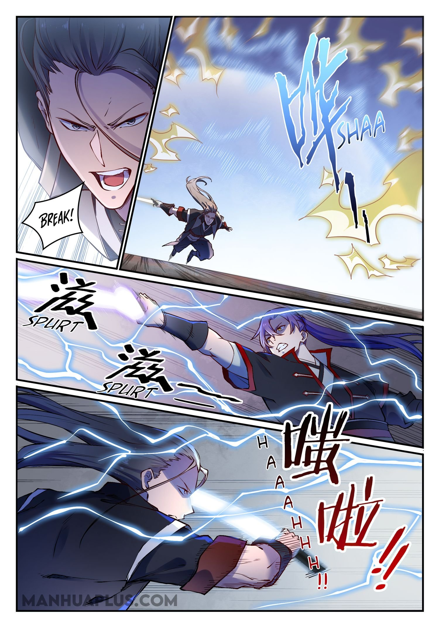 Manga Apotheosis - Chapter 677 Page 13