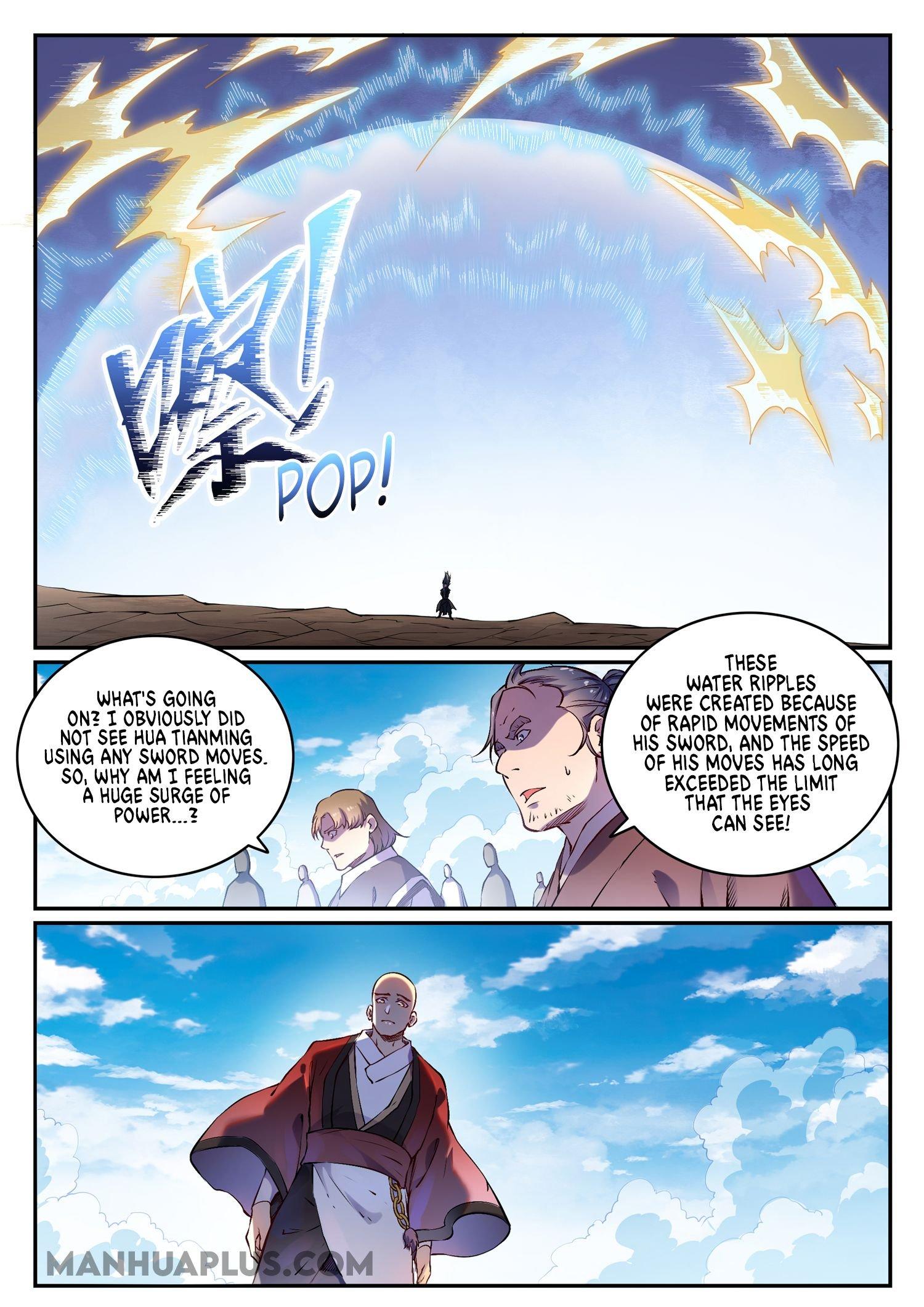 Manga Apotheosis - Chapter 677 Page 2