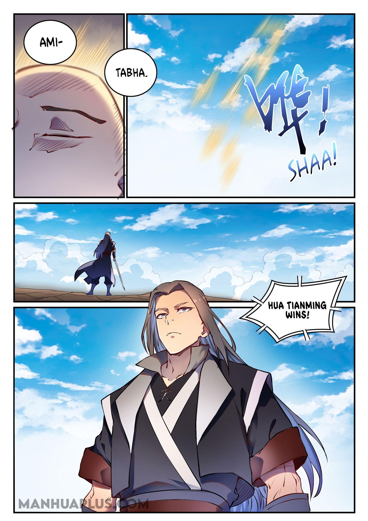Manga Apotheosis - Chapter 677 Page 4
