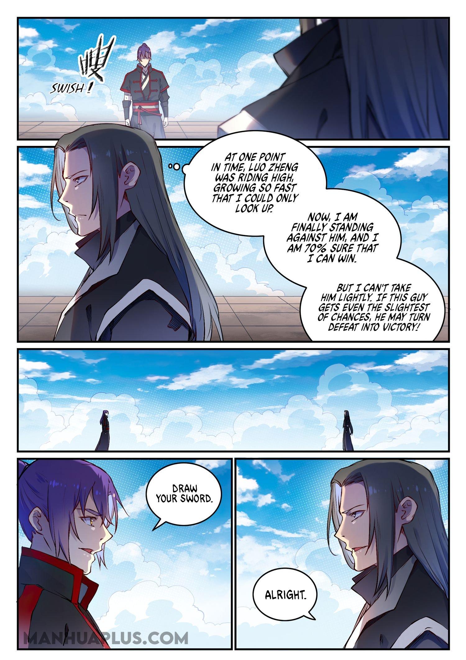 Manga Apotheosis - Chapter 677 Page 10