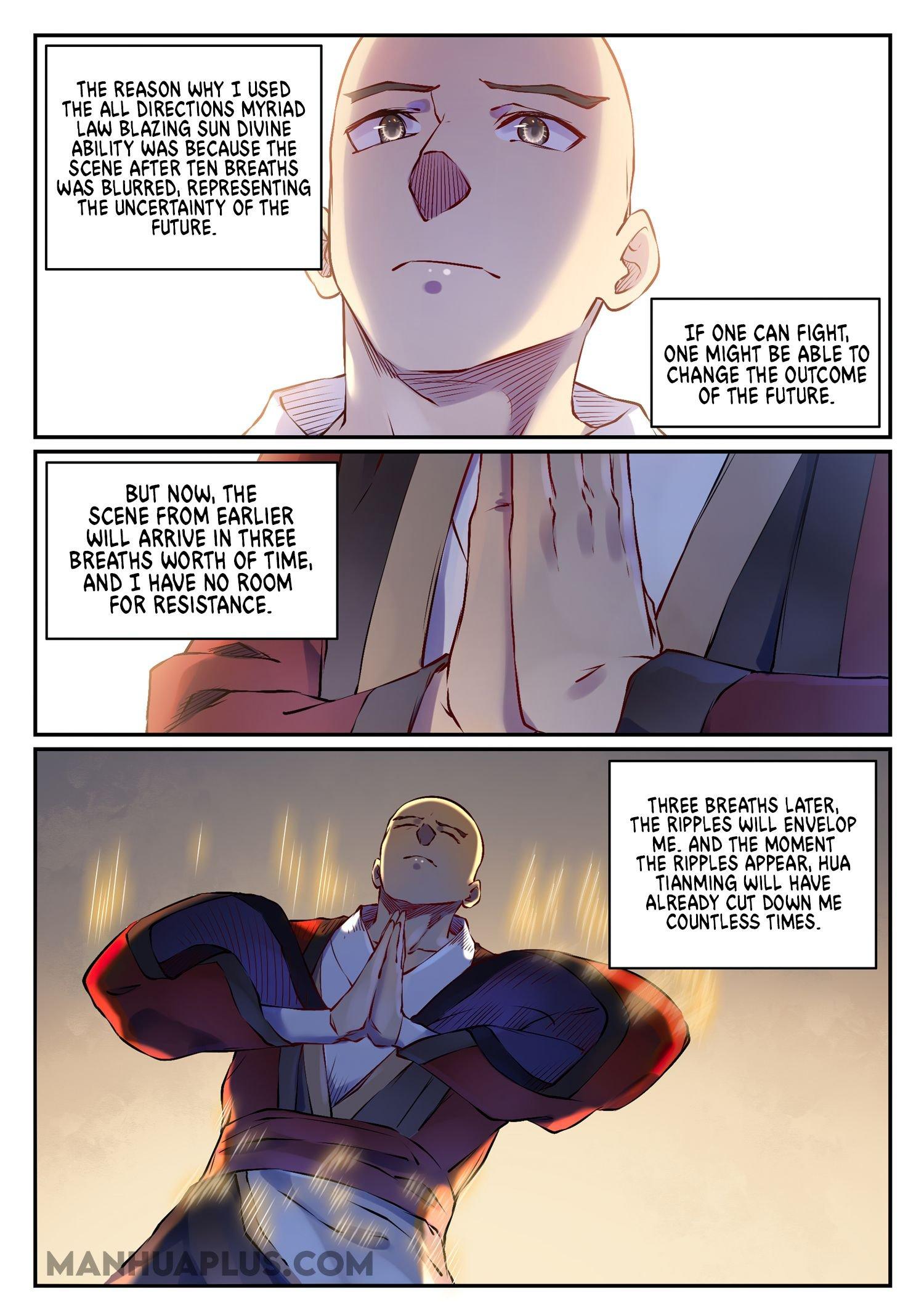 Manga Apotheosis - Chapter 677 Page 3