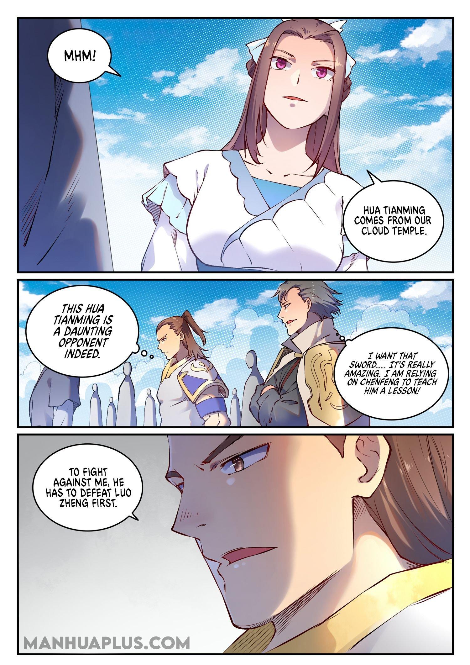Manga Apotheosis - Chapter 677 Page 7