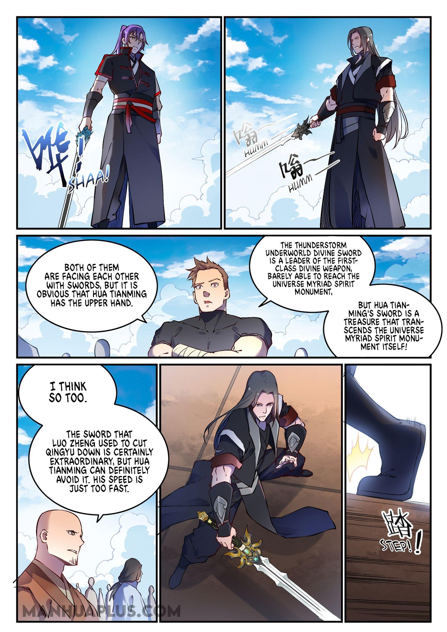 Manga Apotheosis - Chapter 677 Page 11