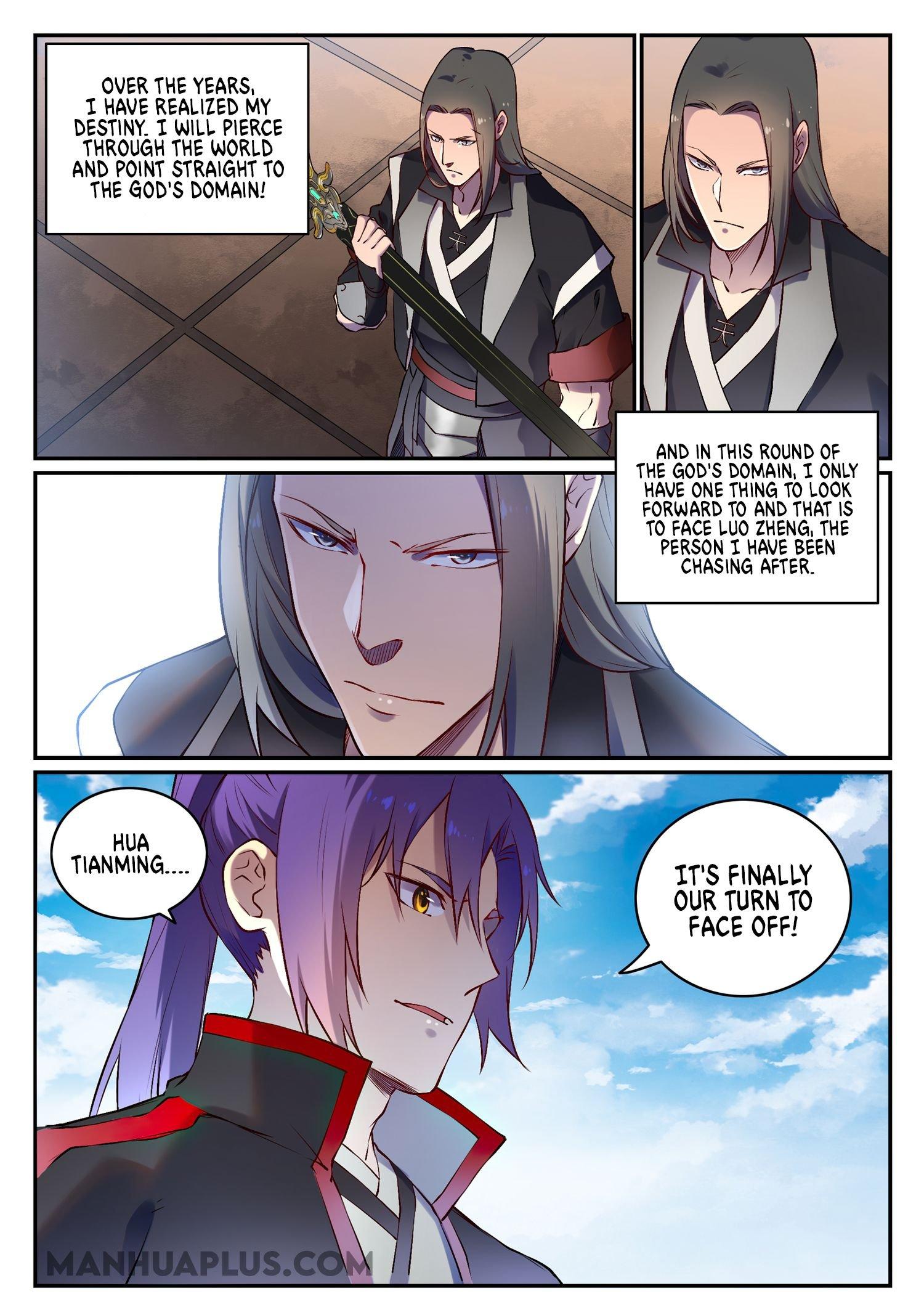 Manga Apotheosis - Chapter 677 Page 9