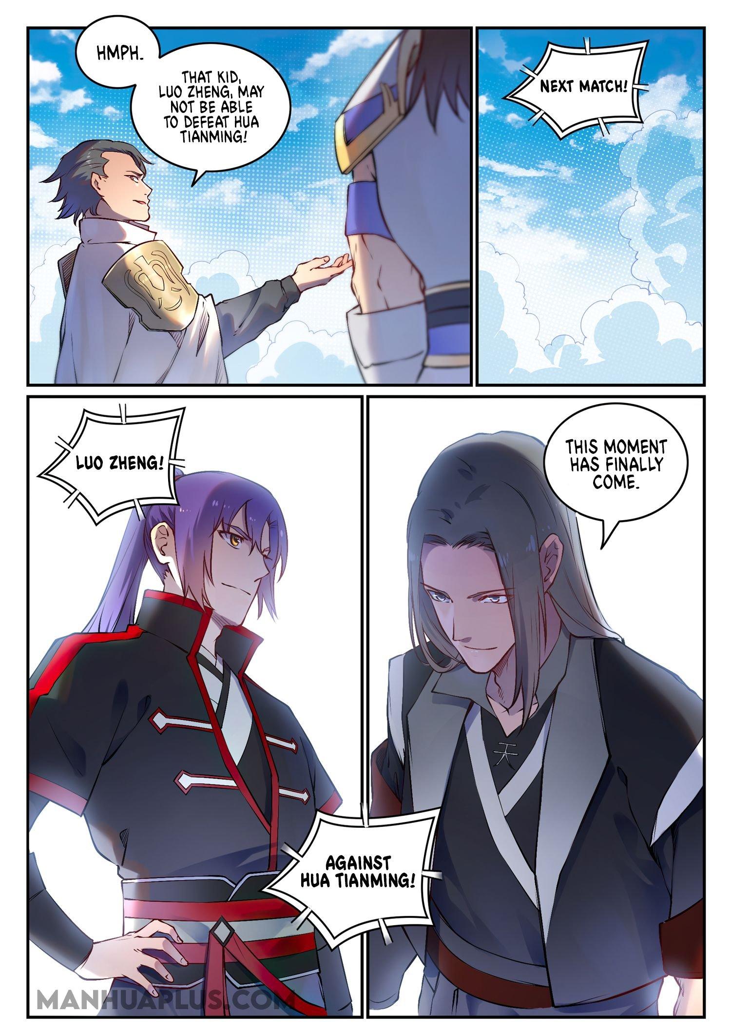 Manga Apotheosis - Chapter 677 Page 8
