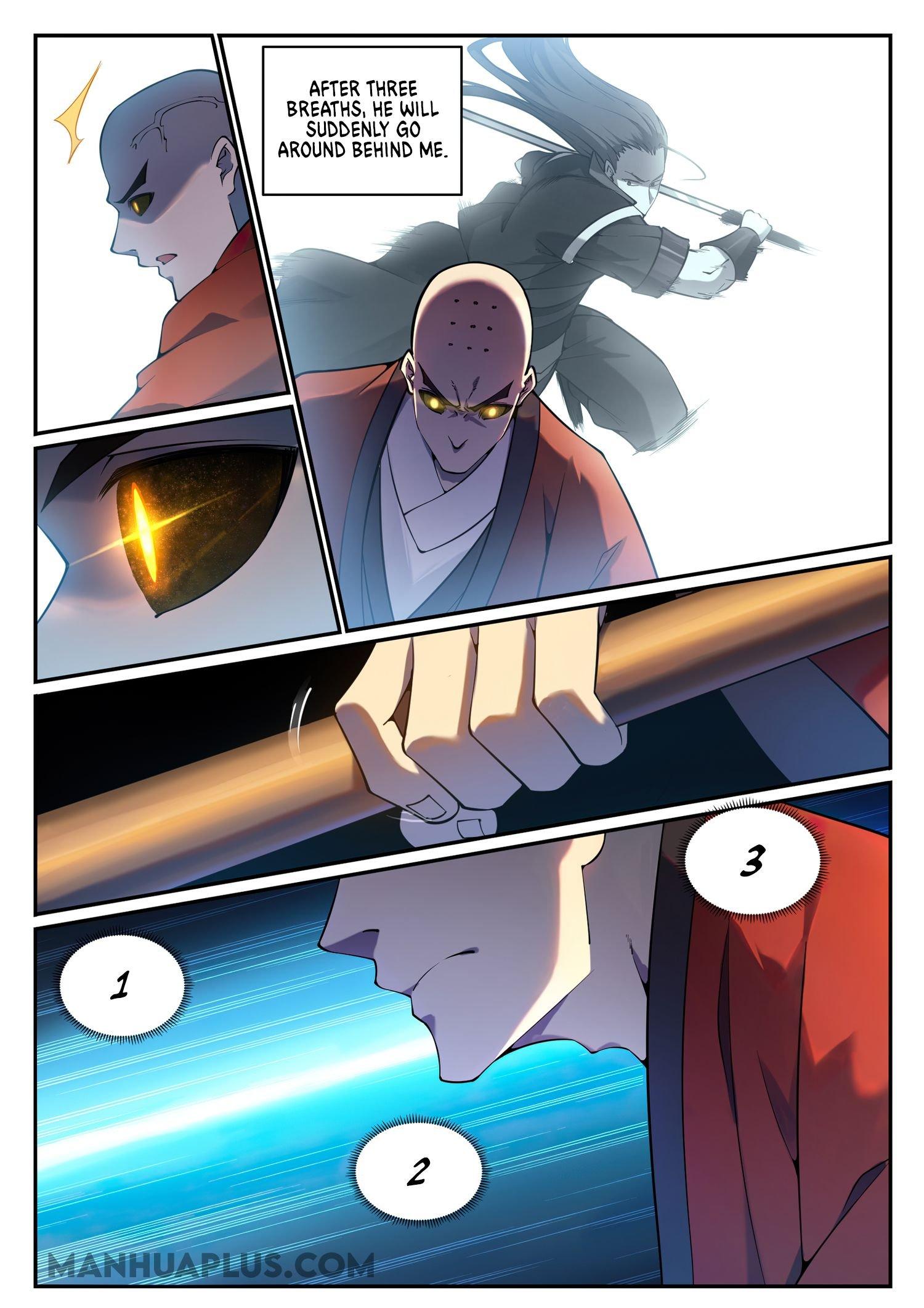 Manga Apotheosis - Chapter 676 Page 3