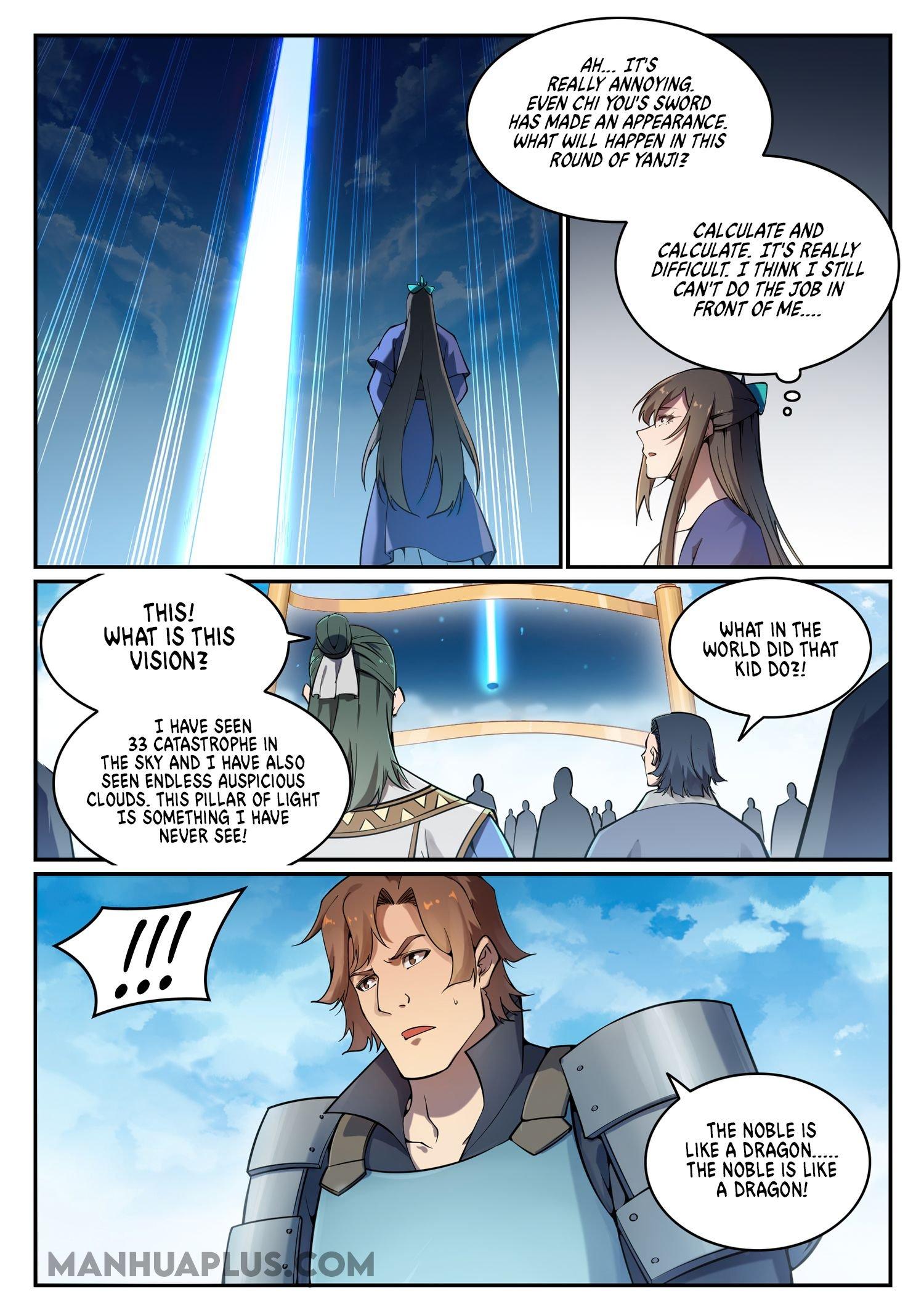 Manga Apotheosis - Chapter 676 Page 14