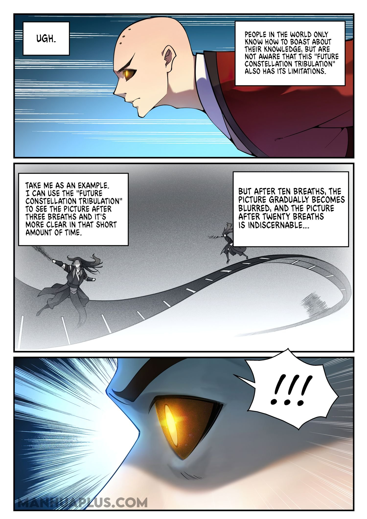 Manga Apotheosis - Chapter 676 Page 6