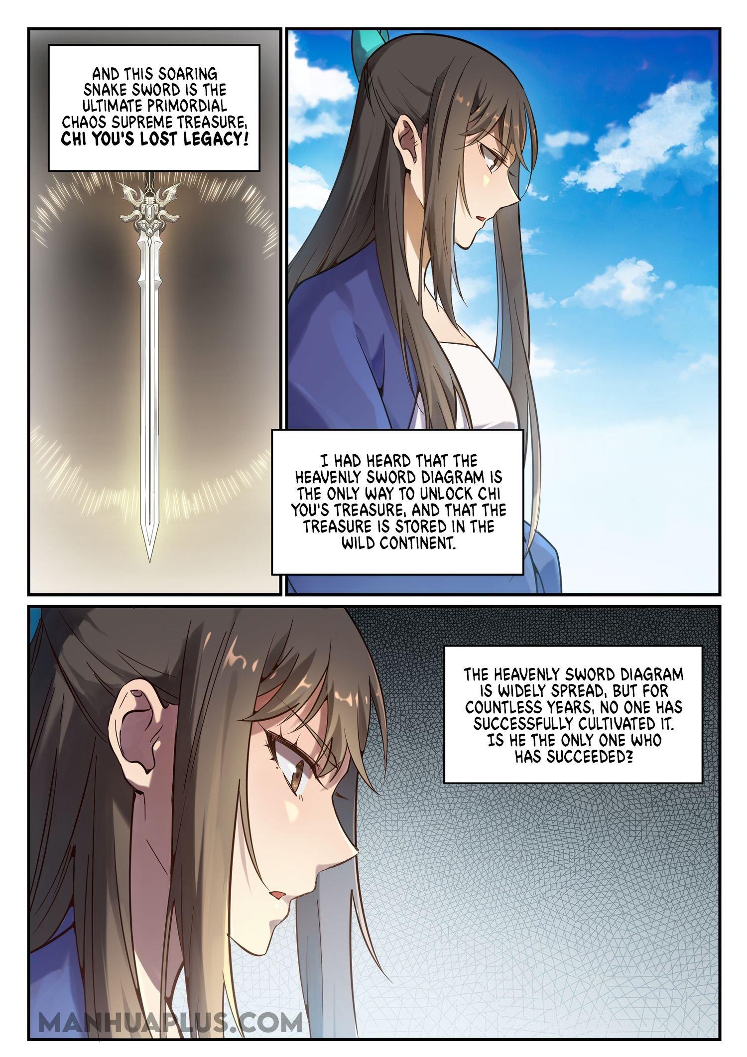 Manga Apotheosis - Chapter 676 Page 12