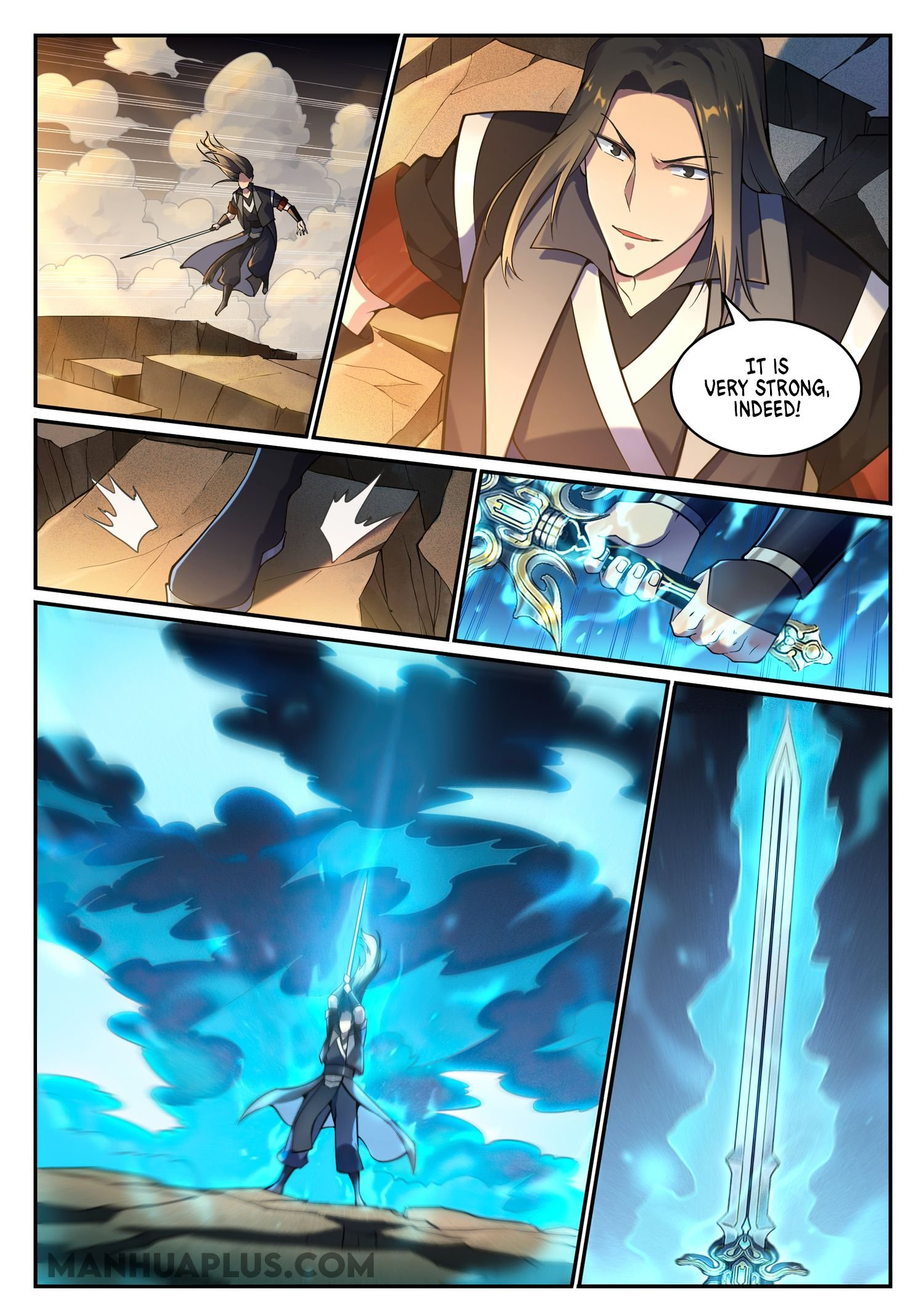 Manga Apotheosis - Chapter 676 Page 10