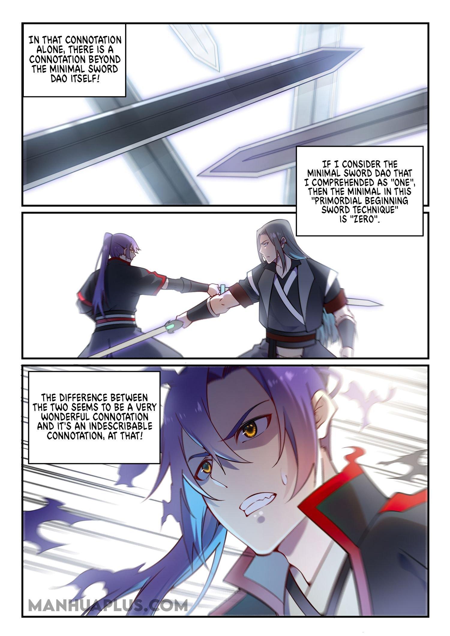 Manga Apotheosis - Chapter 678 Page 9