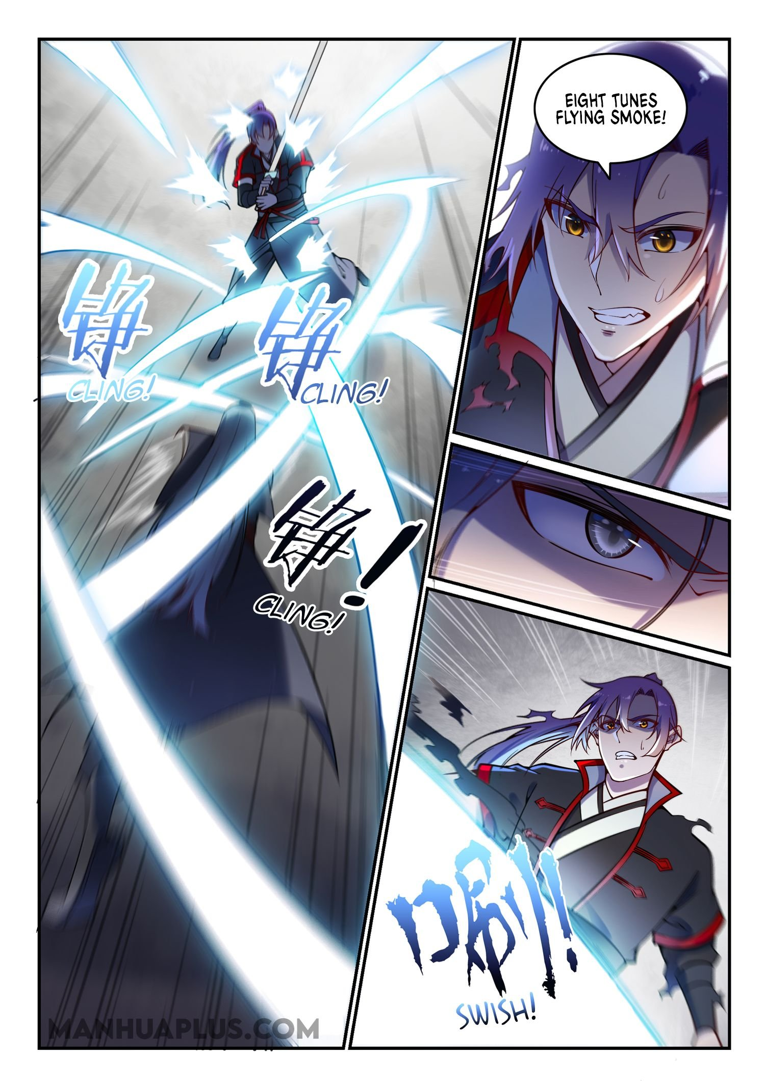 Manga Apotheosis - Chapter 678 Page 6