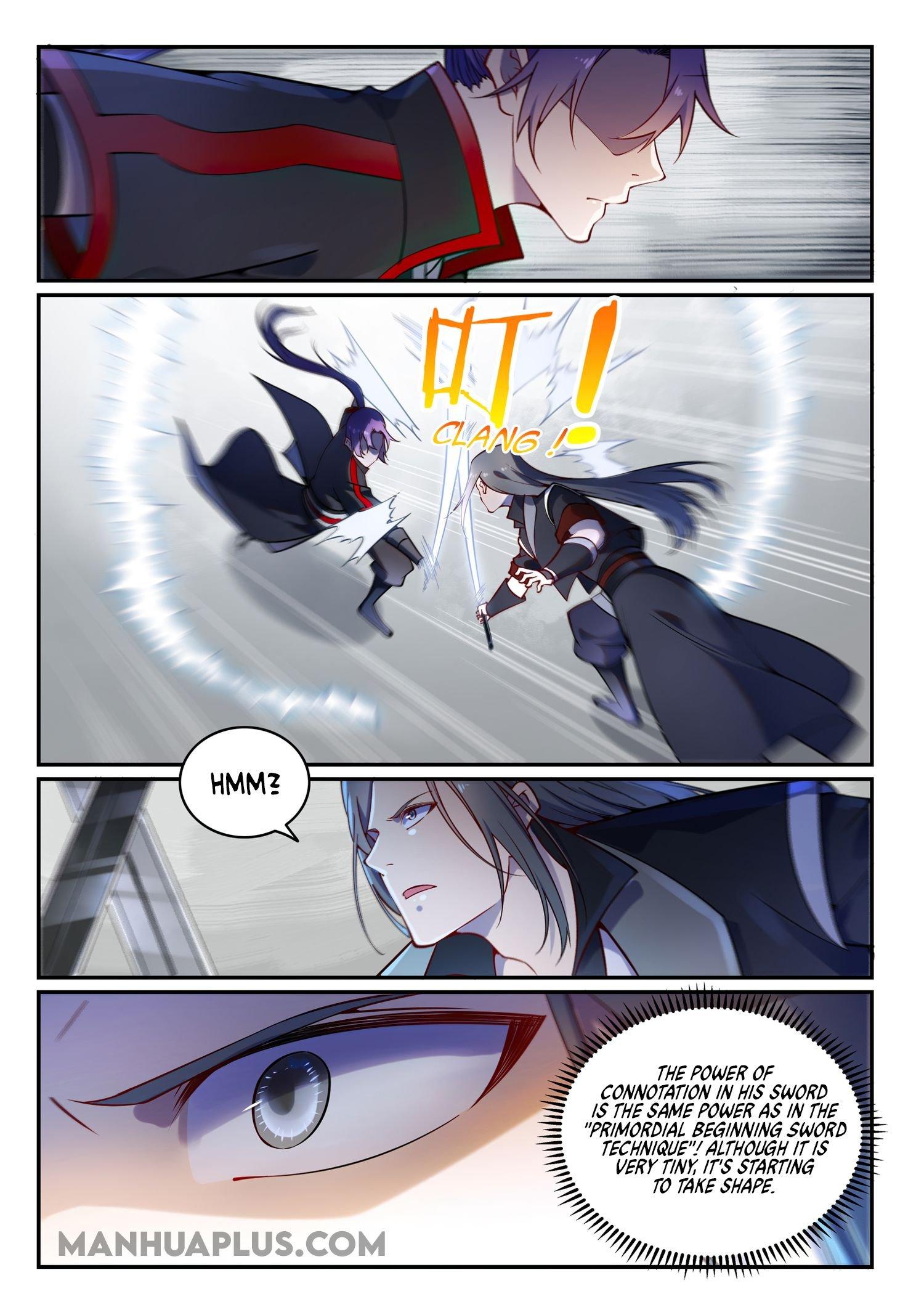 Manga Apotheosis - Chapter 678 Page 13