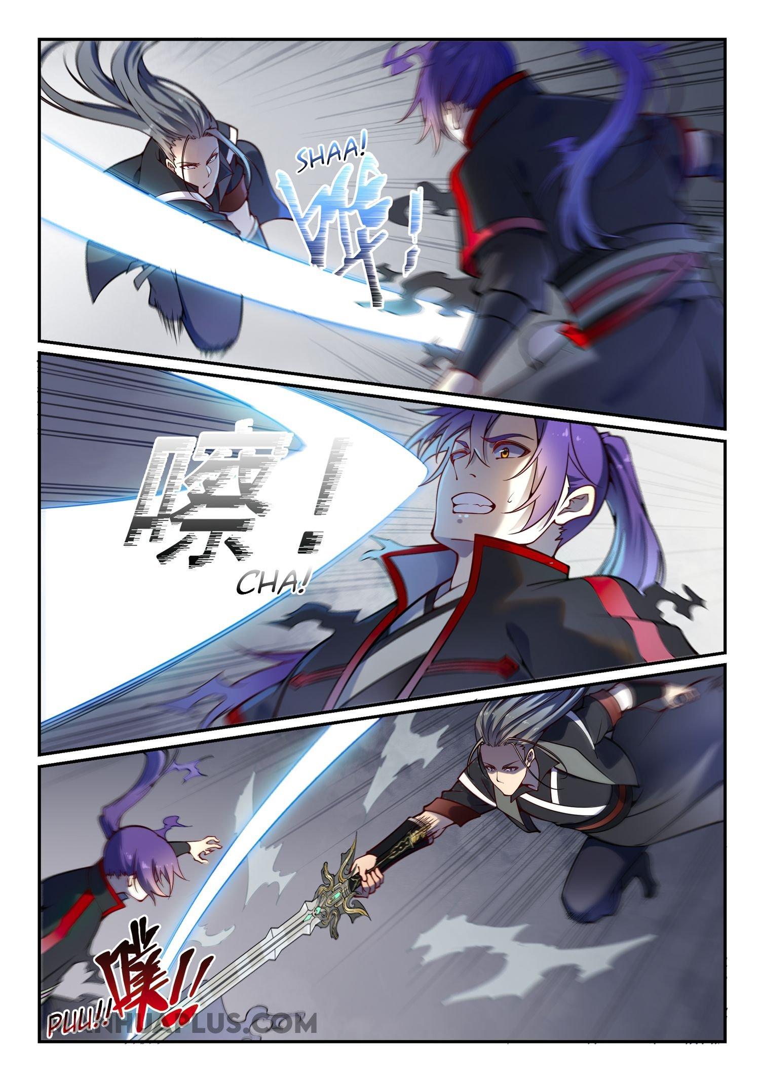 Manga Apotheosis - Chapter 678 Page 7
