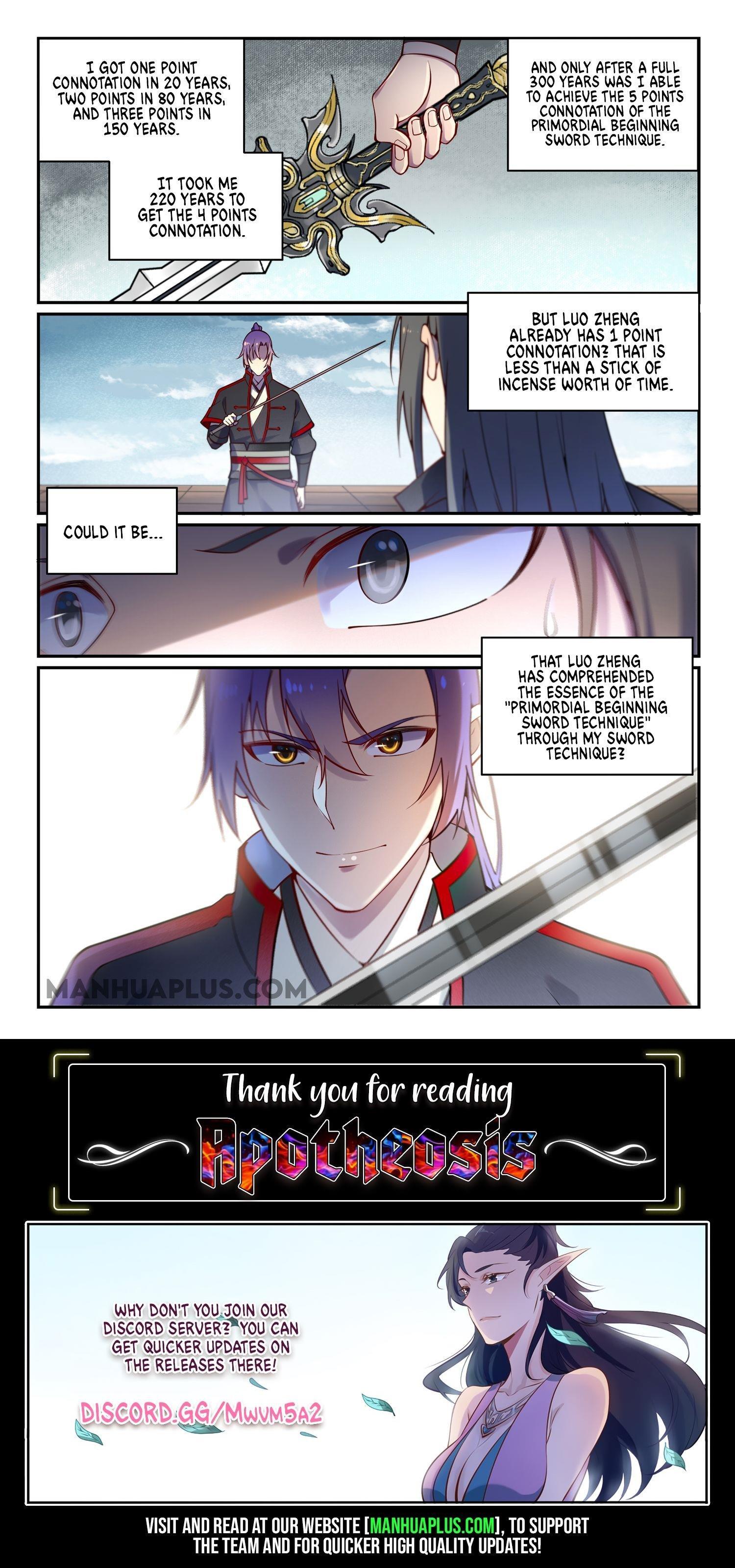 Manga Apotheosis - Chapter 678 Page 15