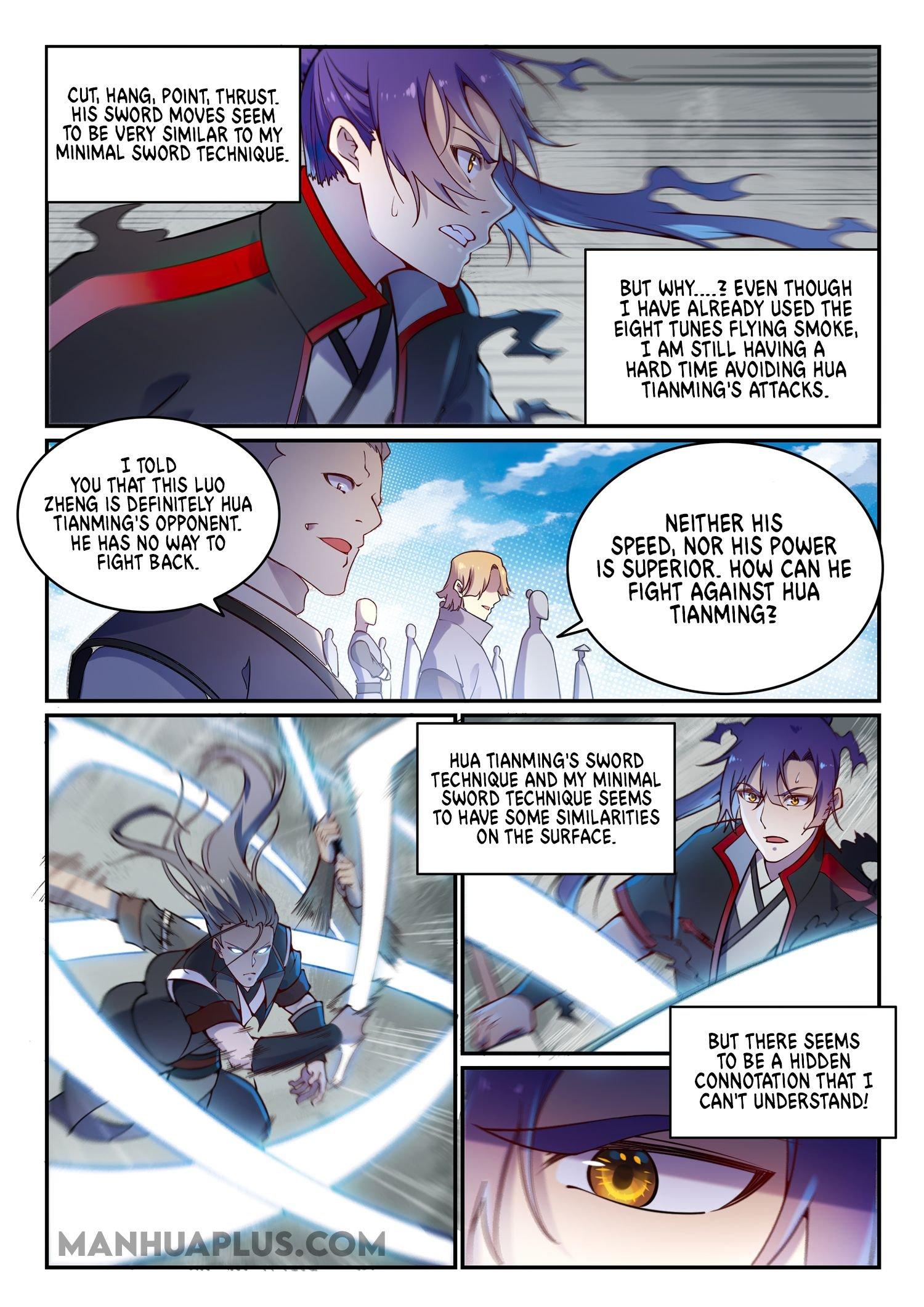 Manga Apotheosis - Chapter 678 Page 8