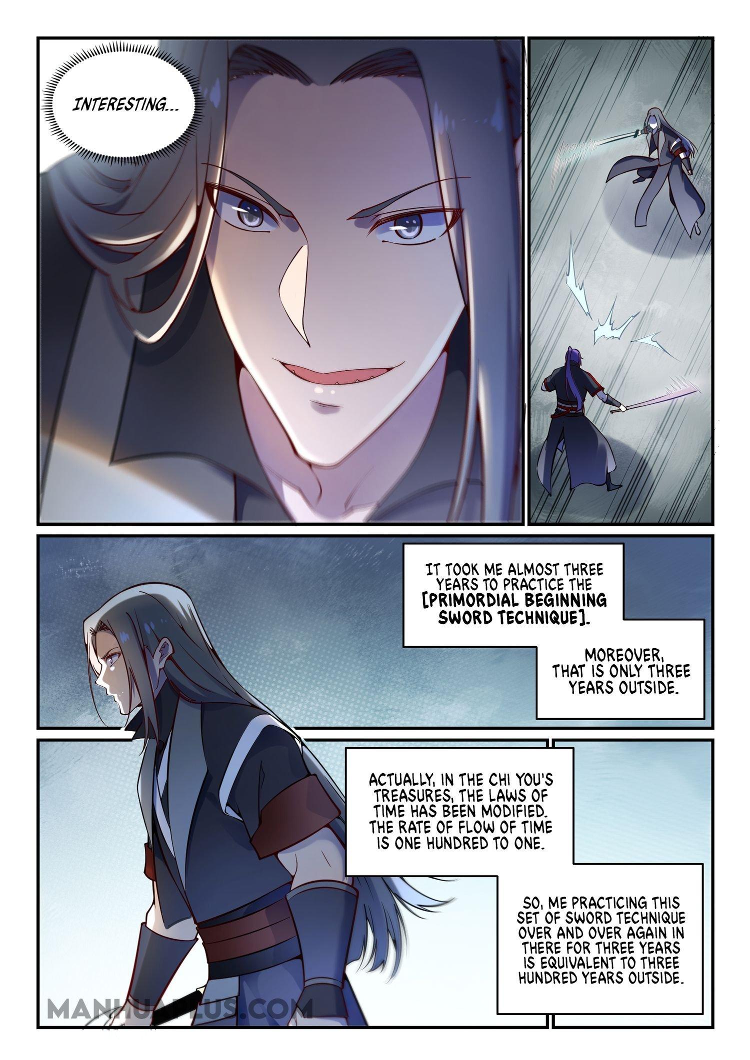 Manga Apotheosis - Chapter 678 Page 14