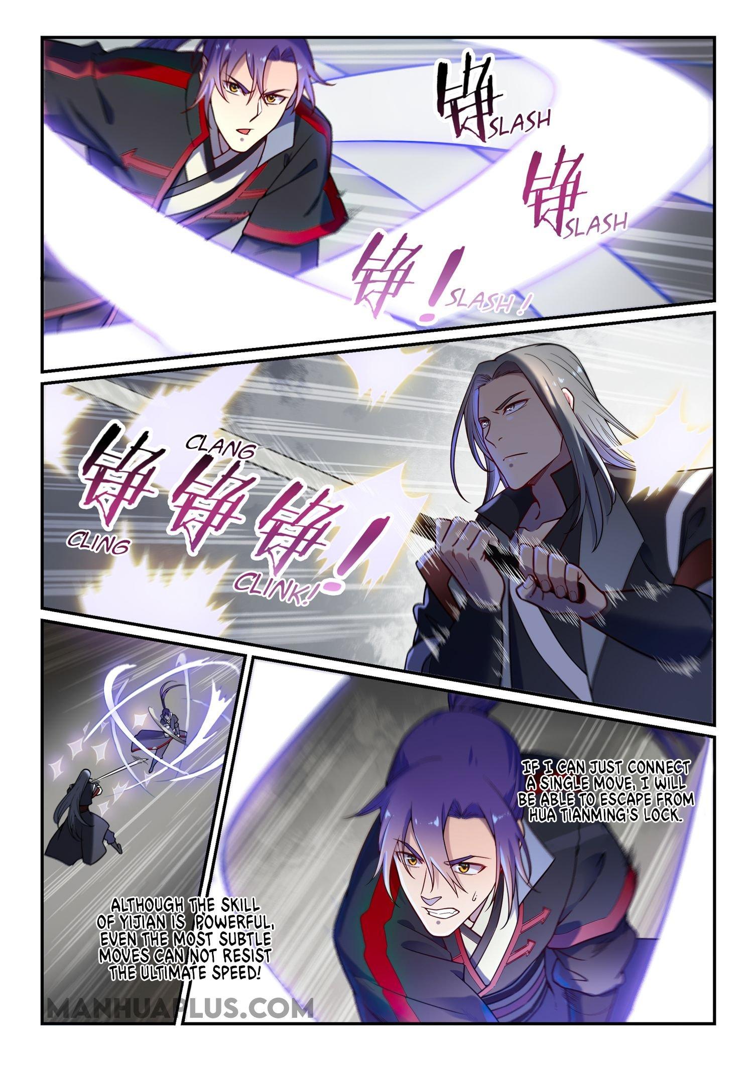 Manga Apotheosis - Chapter 678 Page 2