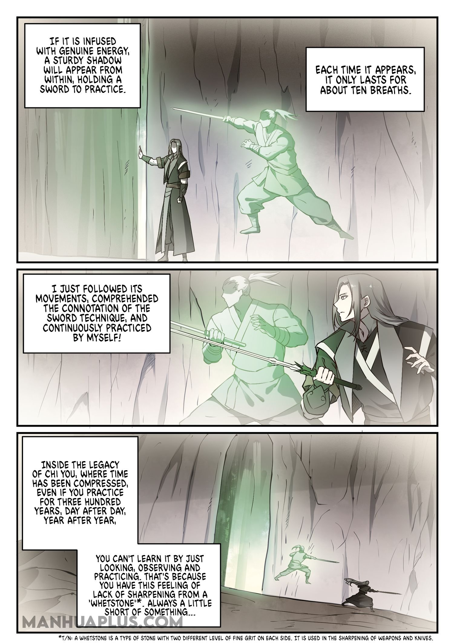 Manga Apotheosis - Chapter 679 Page 6