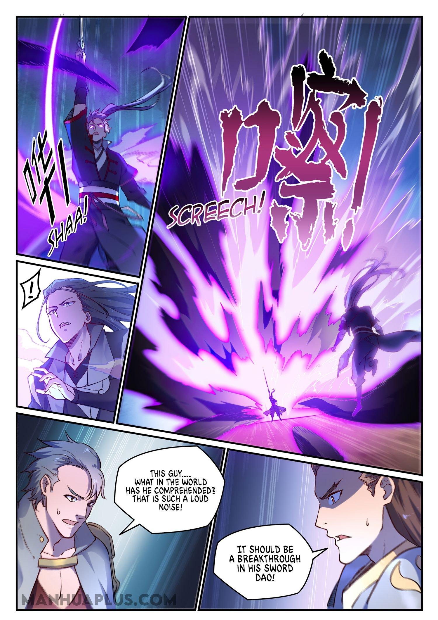 Manga Apotheosis - Chapter 679 Page 10