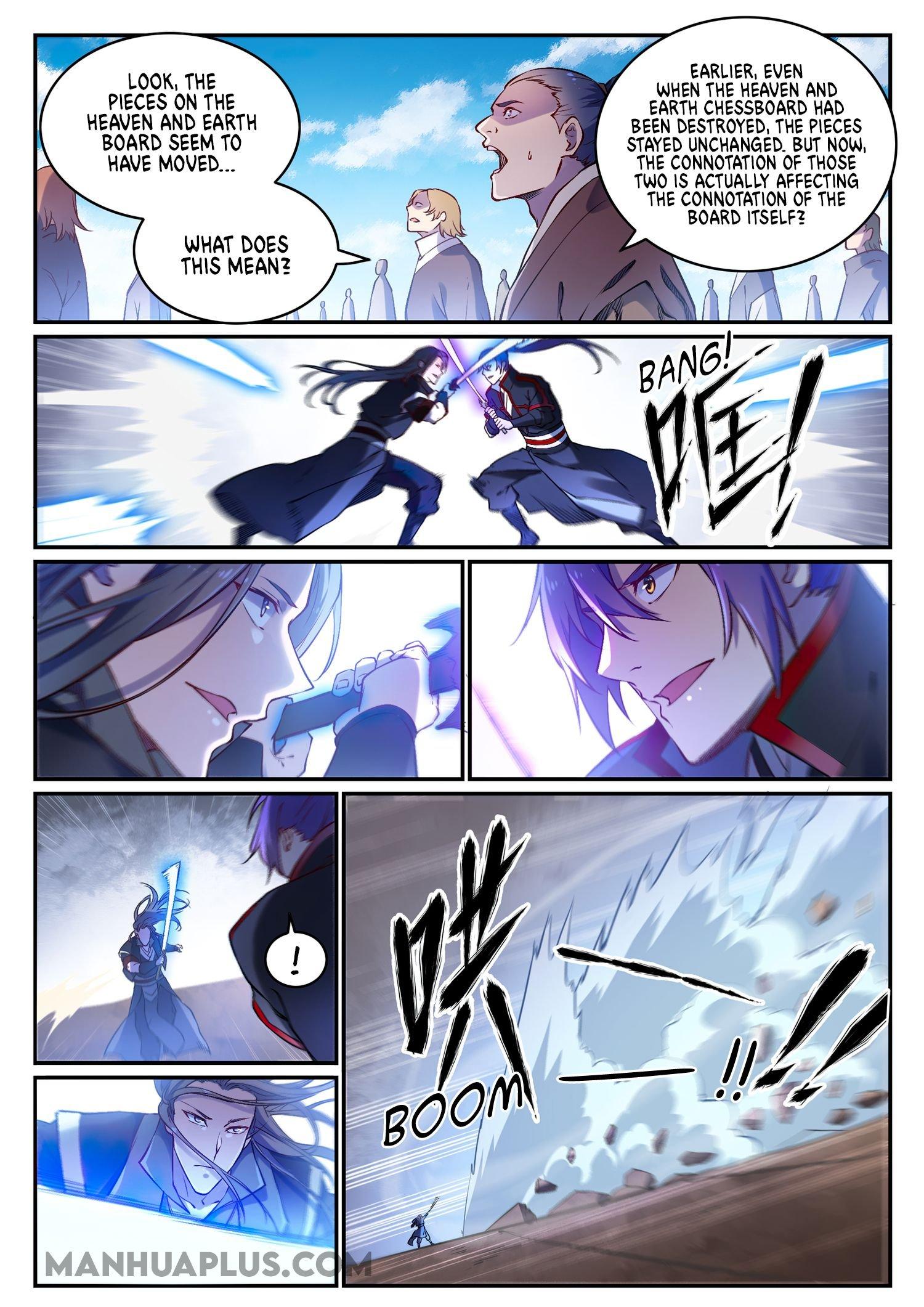 Manga Apotheosis - Chapter 679 Page 13