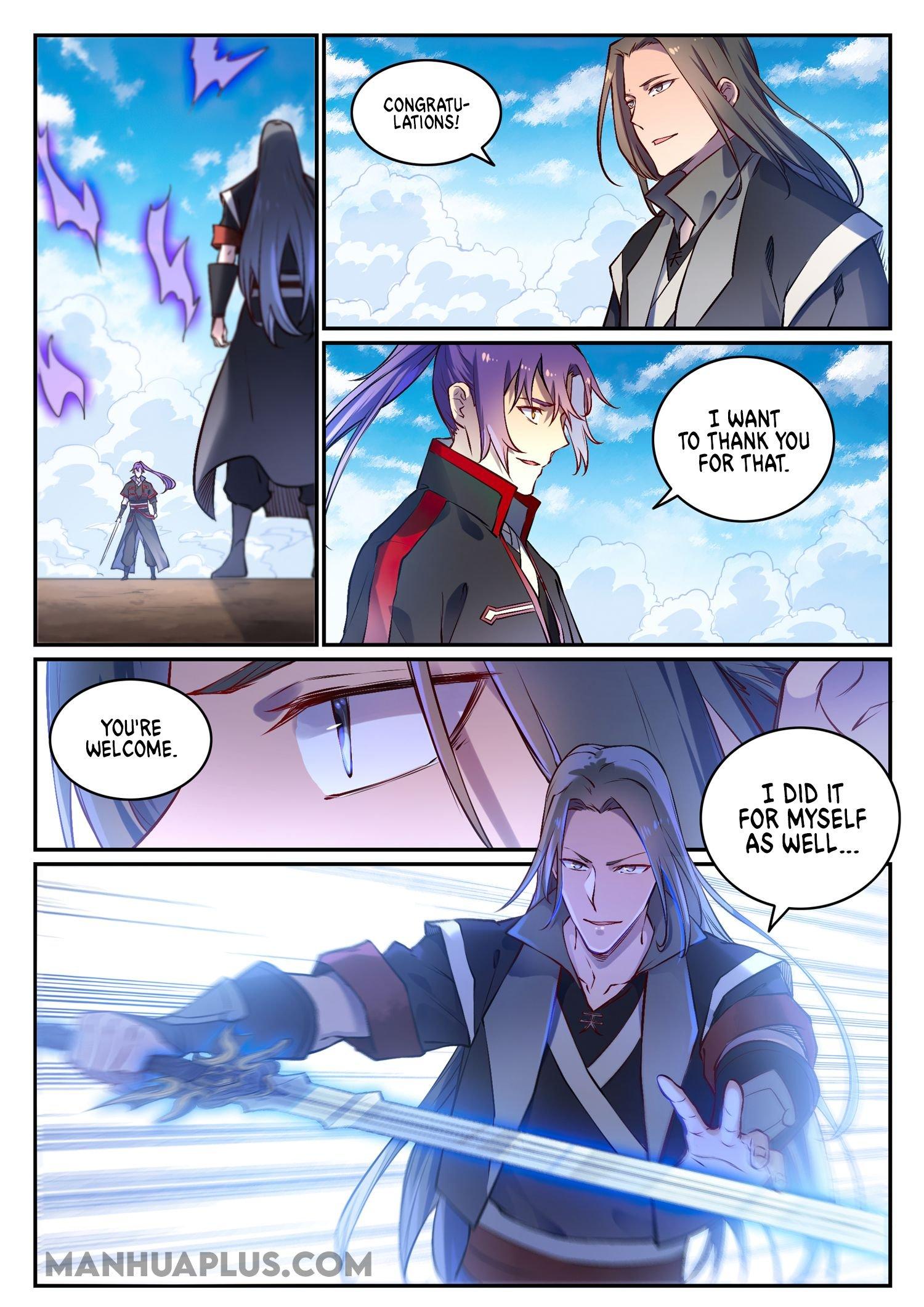 Manga Apotheosis - Chapter 679 Page 11