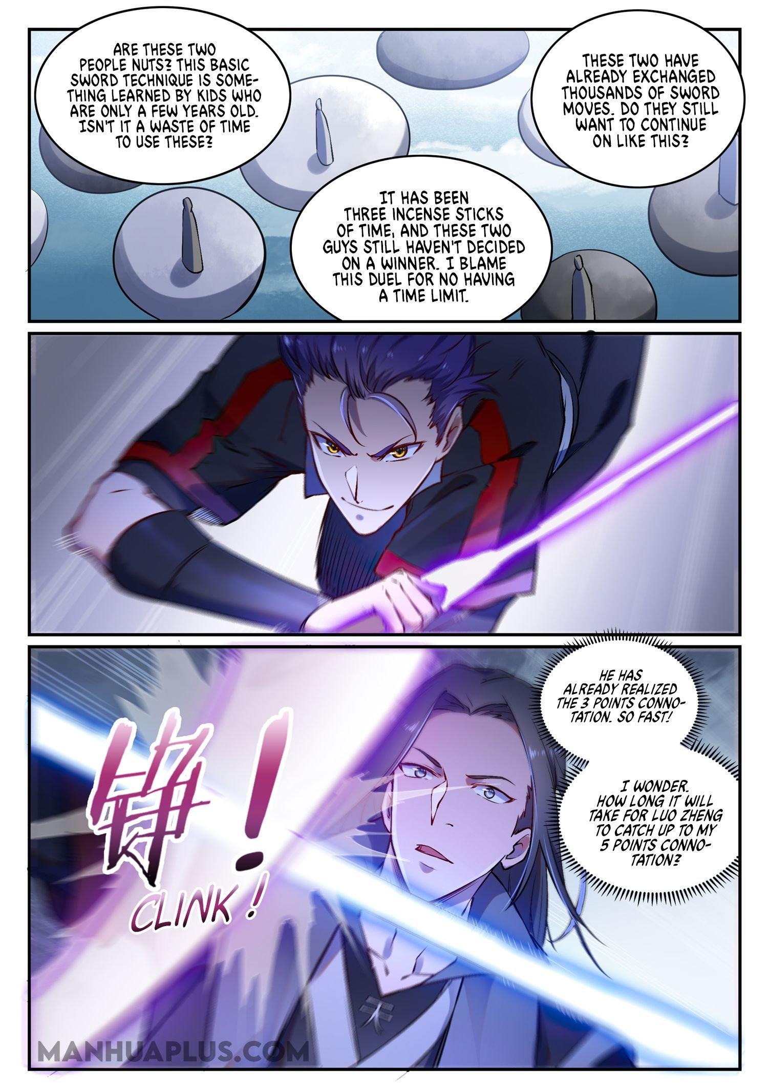 Manga Apotheosis - Chapter 679 Page 8