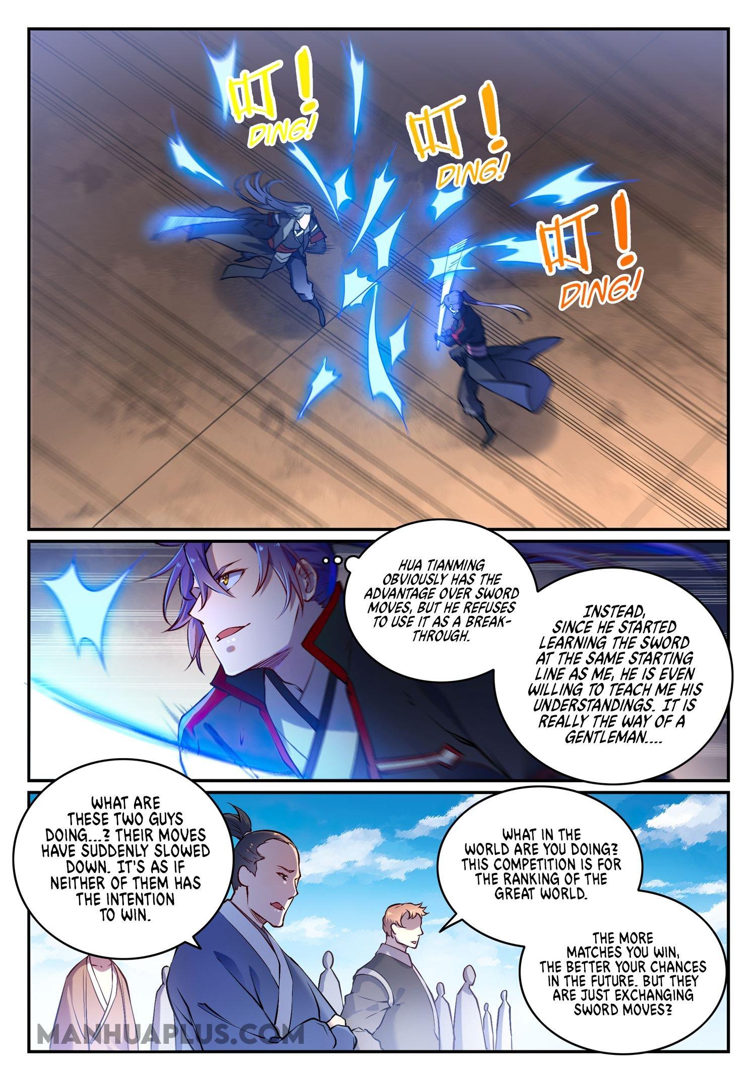 Manga Apotheosis - Chapter 679 Page 3