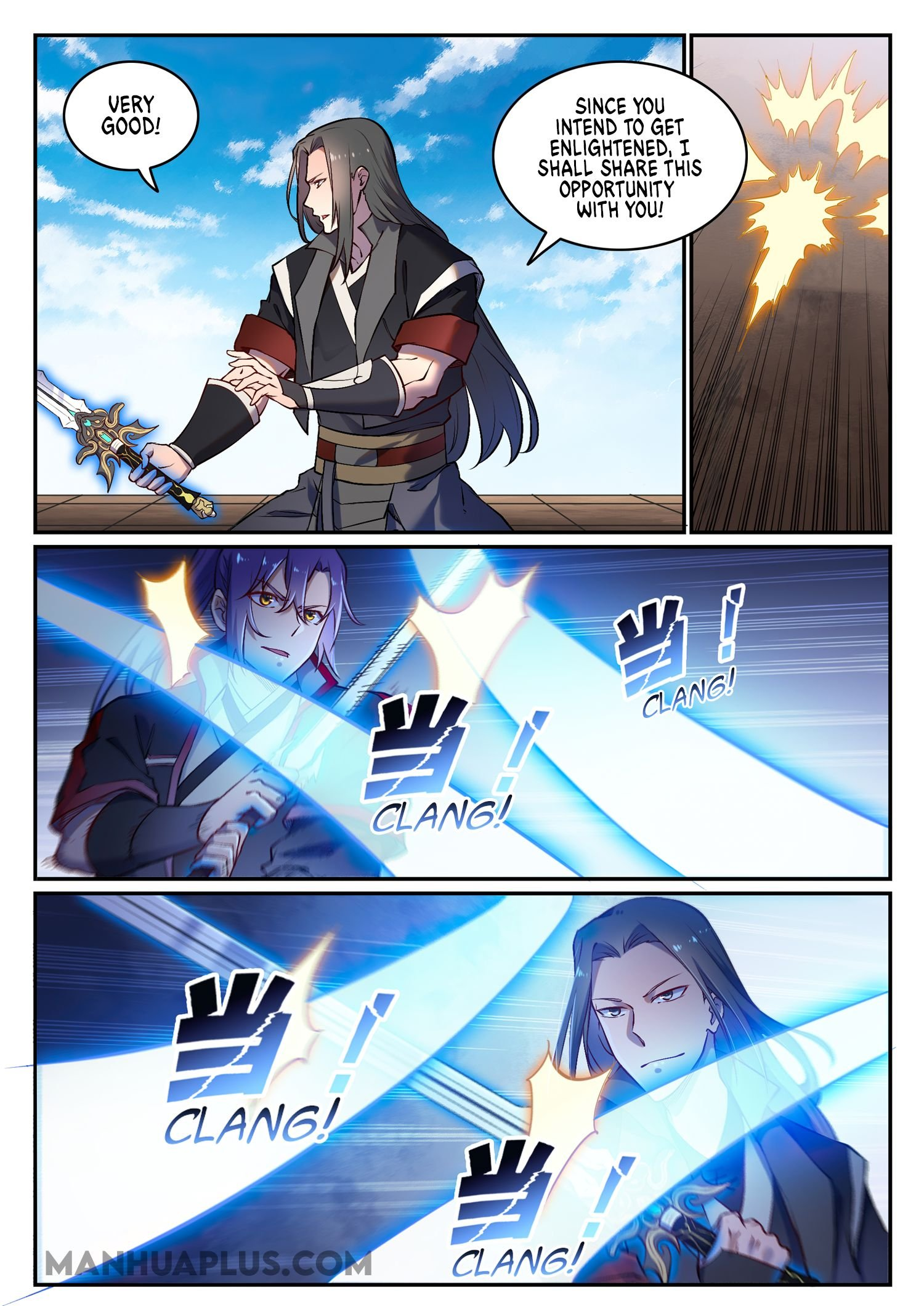 Manga Apotheosis - Chapter 679 Page 2