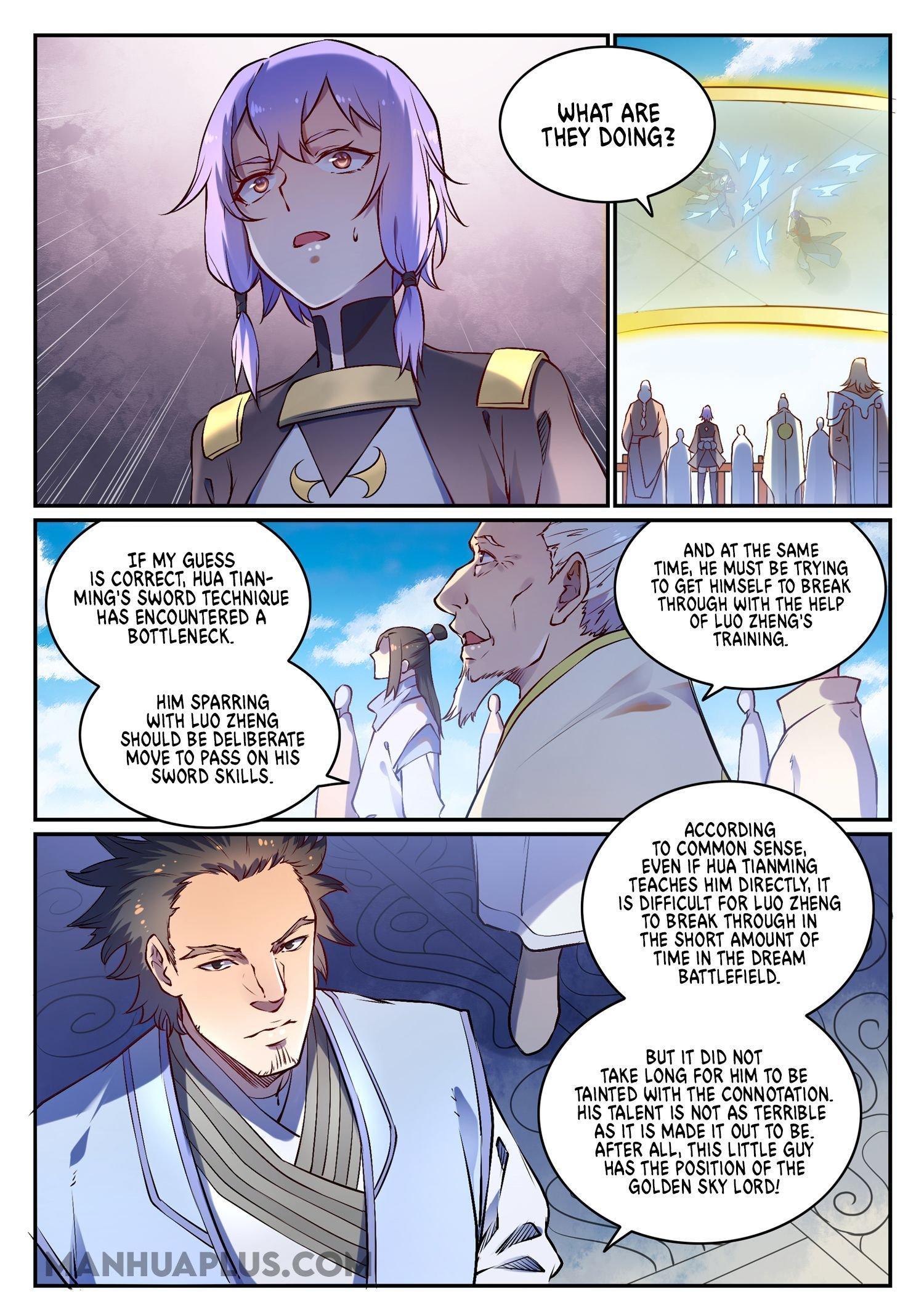 Manga Apotheosis - Chapter 679 Page 4