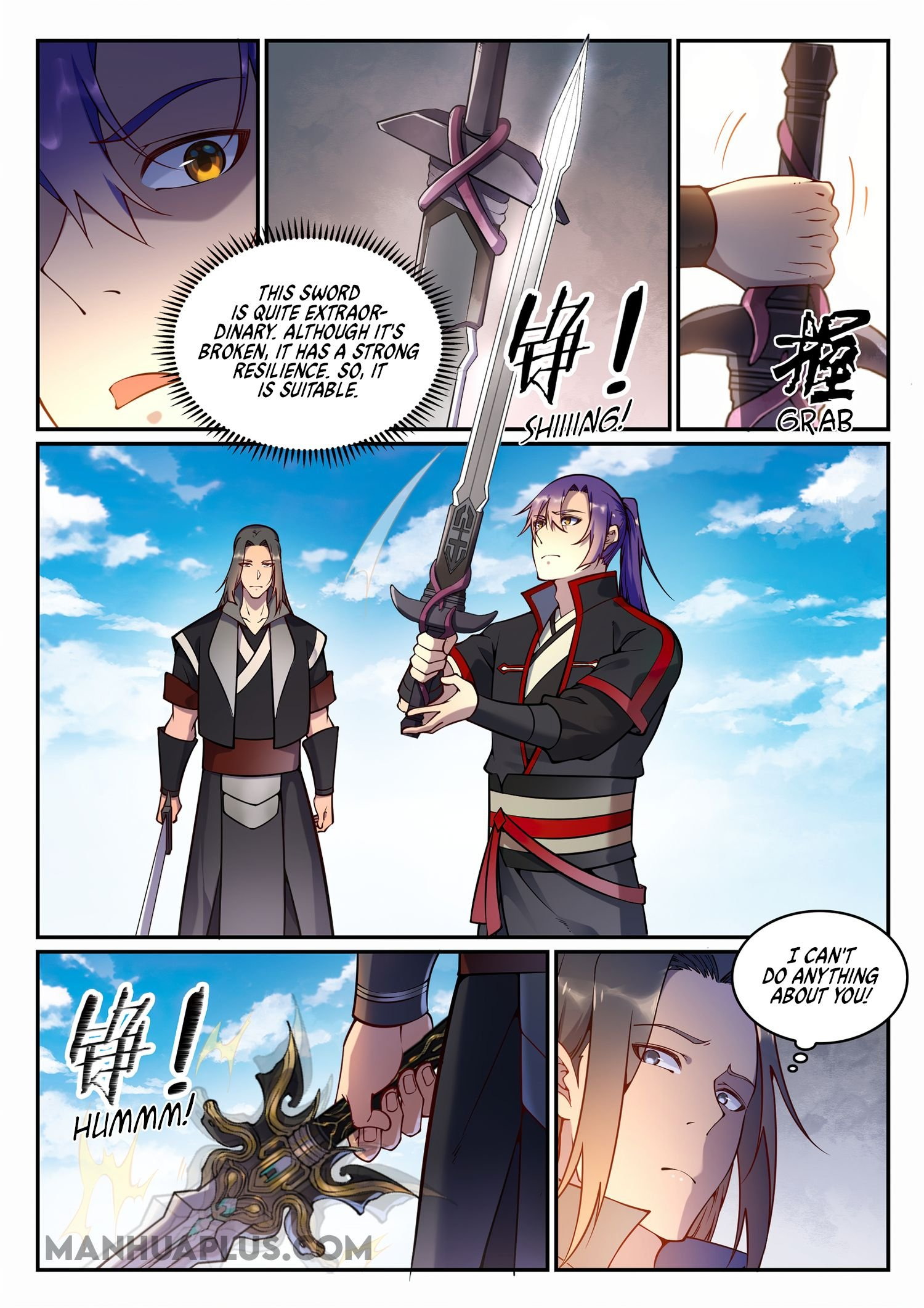 Manga Apotheosis - Chapter 681 Page 6
