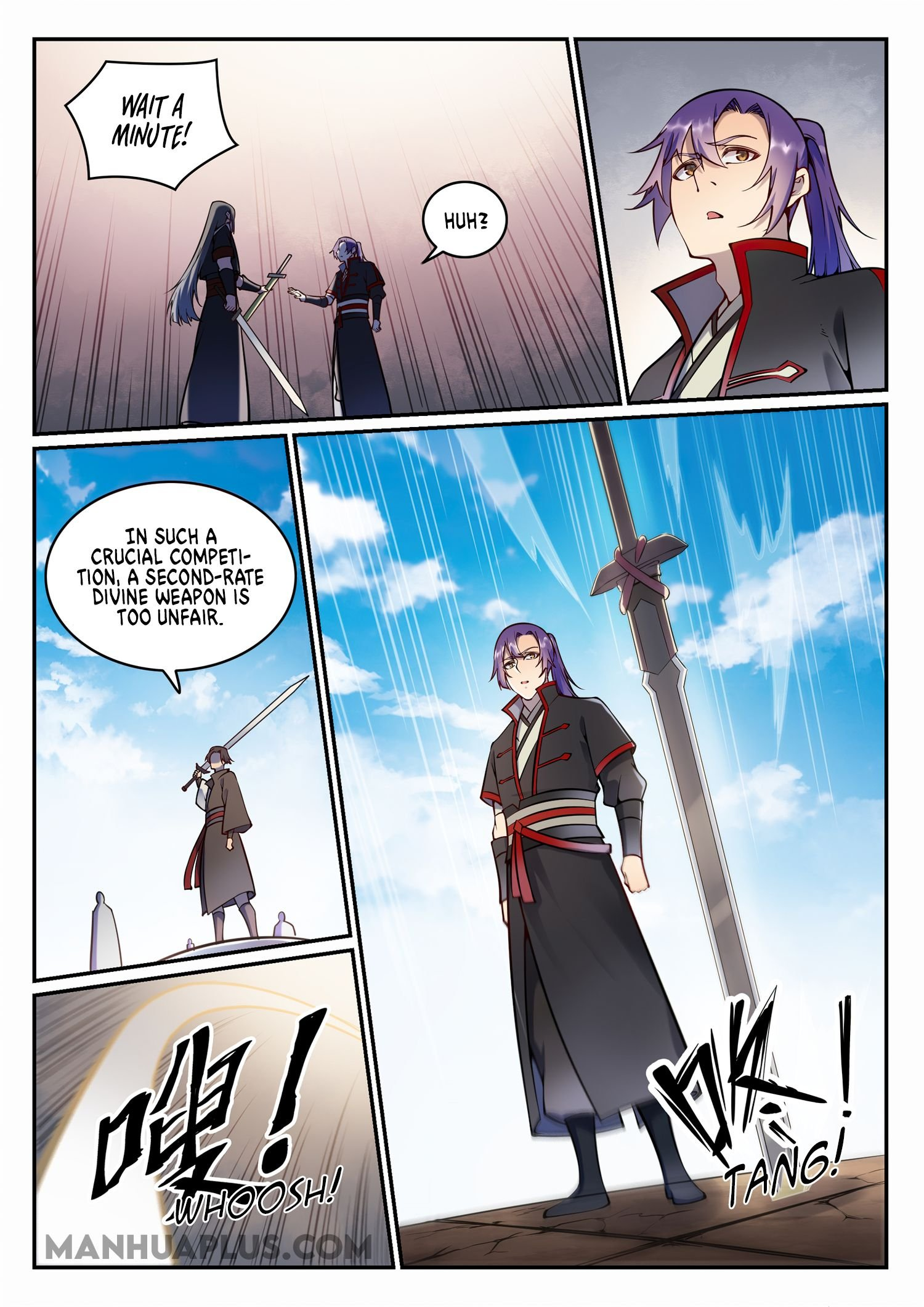 Manga Apotheosis - Chapter 681 Page 5