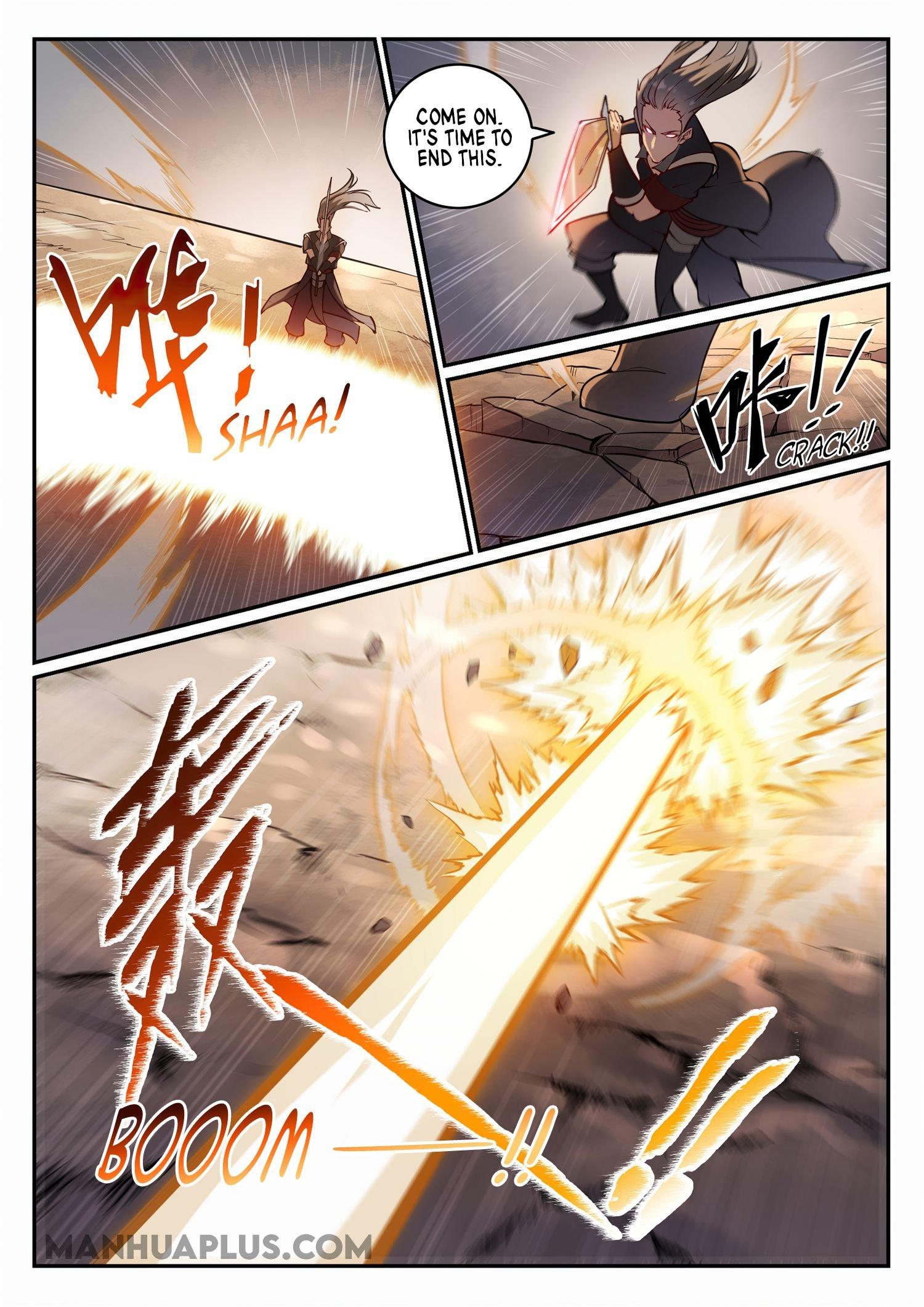 Manga Apotheosis - Chapter 681 Page 12
