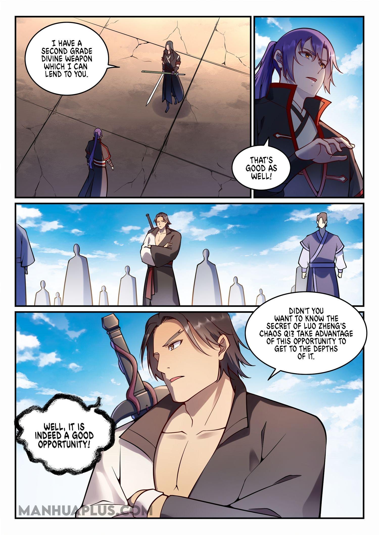 Manga Apotheosis - Chapter 681 Page 4