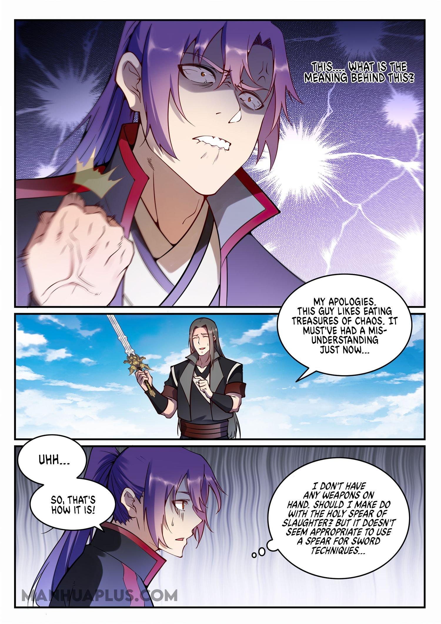 Manga Apotheosis - Chapter 681 Page 3