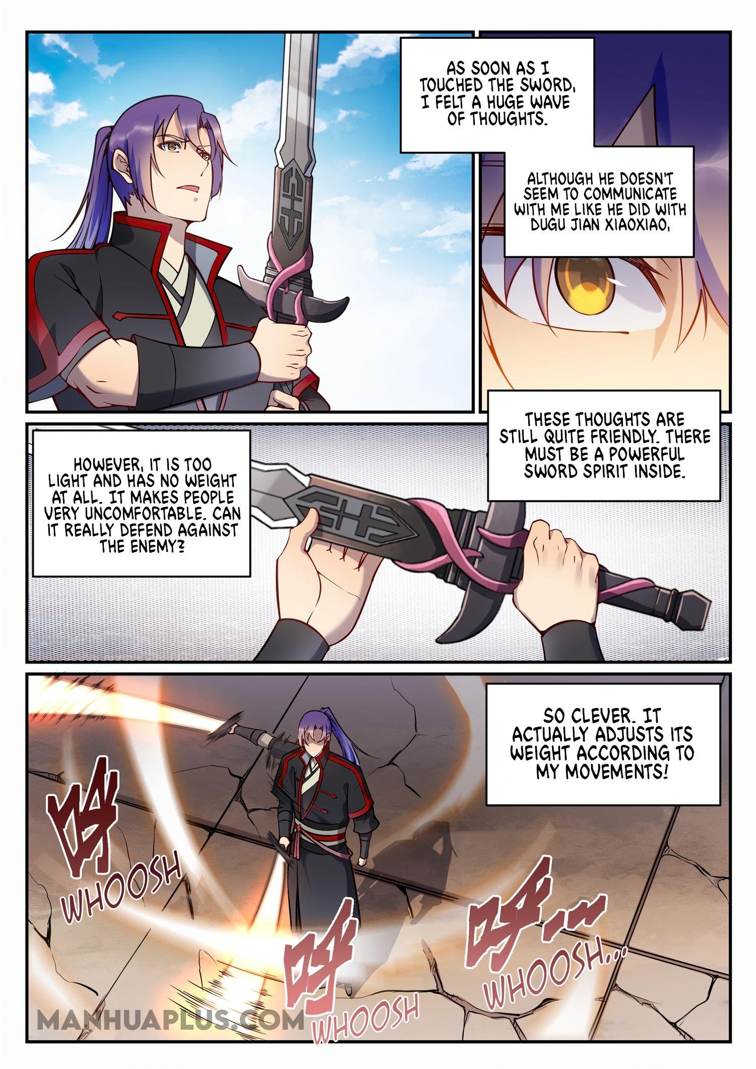Manga Apotheosis - Chapter 681 Page 8