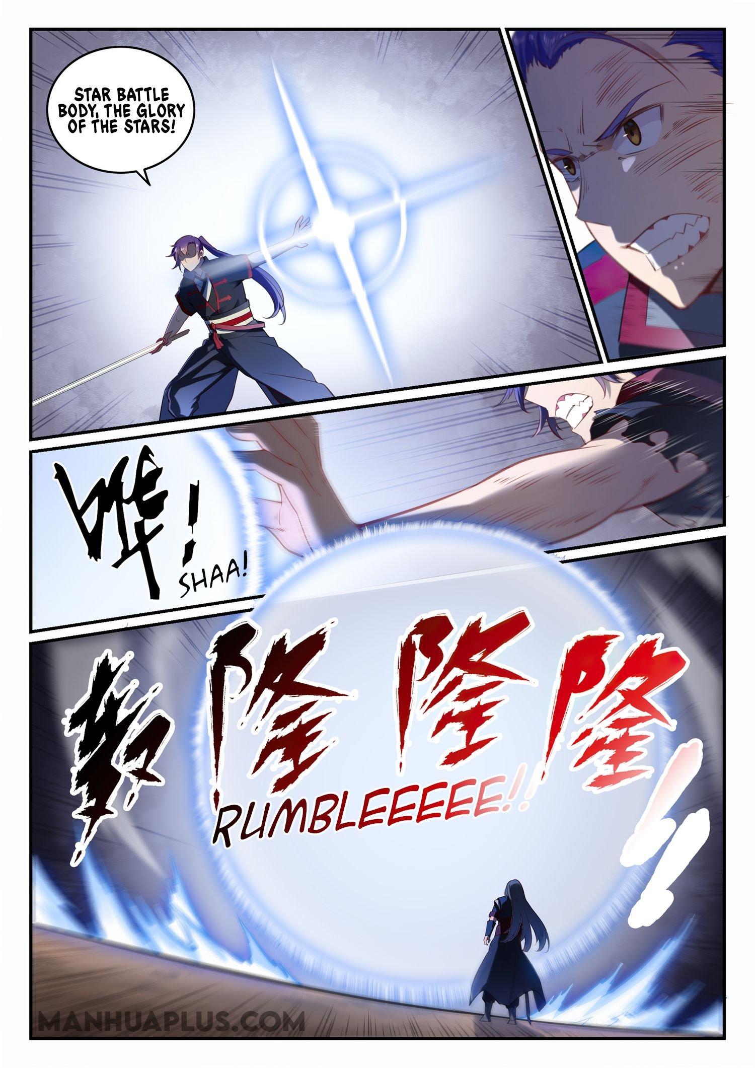 Manga Apotheosis - Chapter 682 Page 6