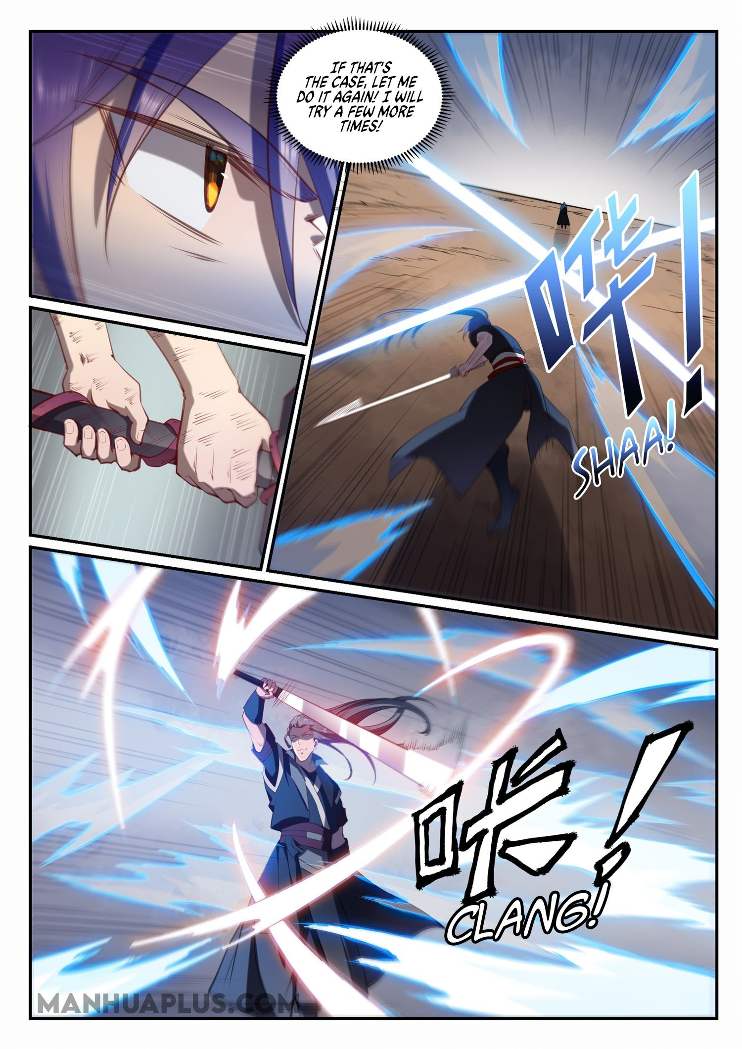 Manga Apotheosis - Chapter 682 Page 8
