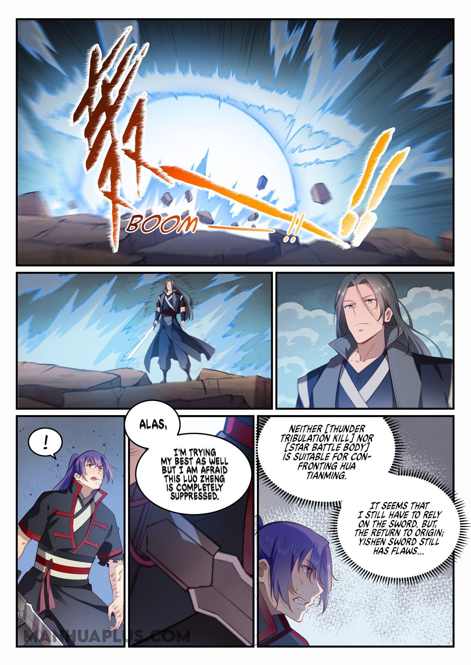 Manga Apotheosis - Chapter 682 Page 7
