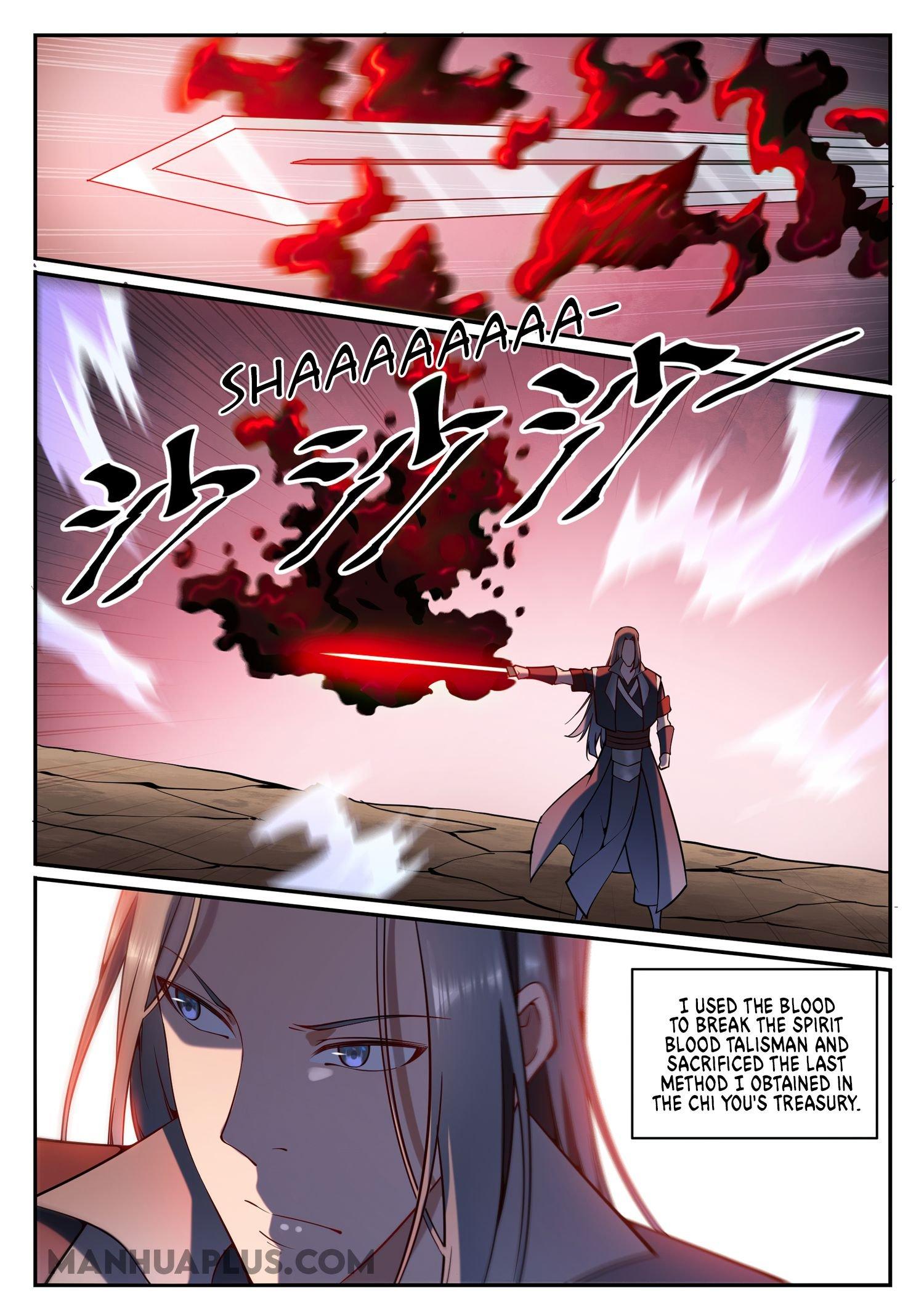 Manga Apotheosis - Chapter 683 Page 12