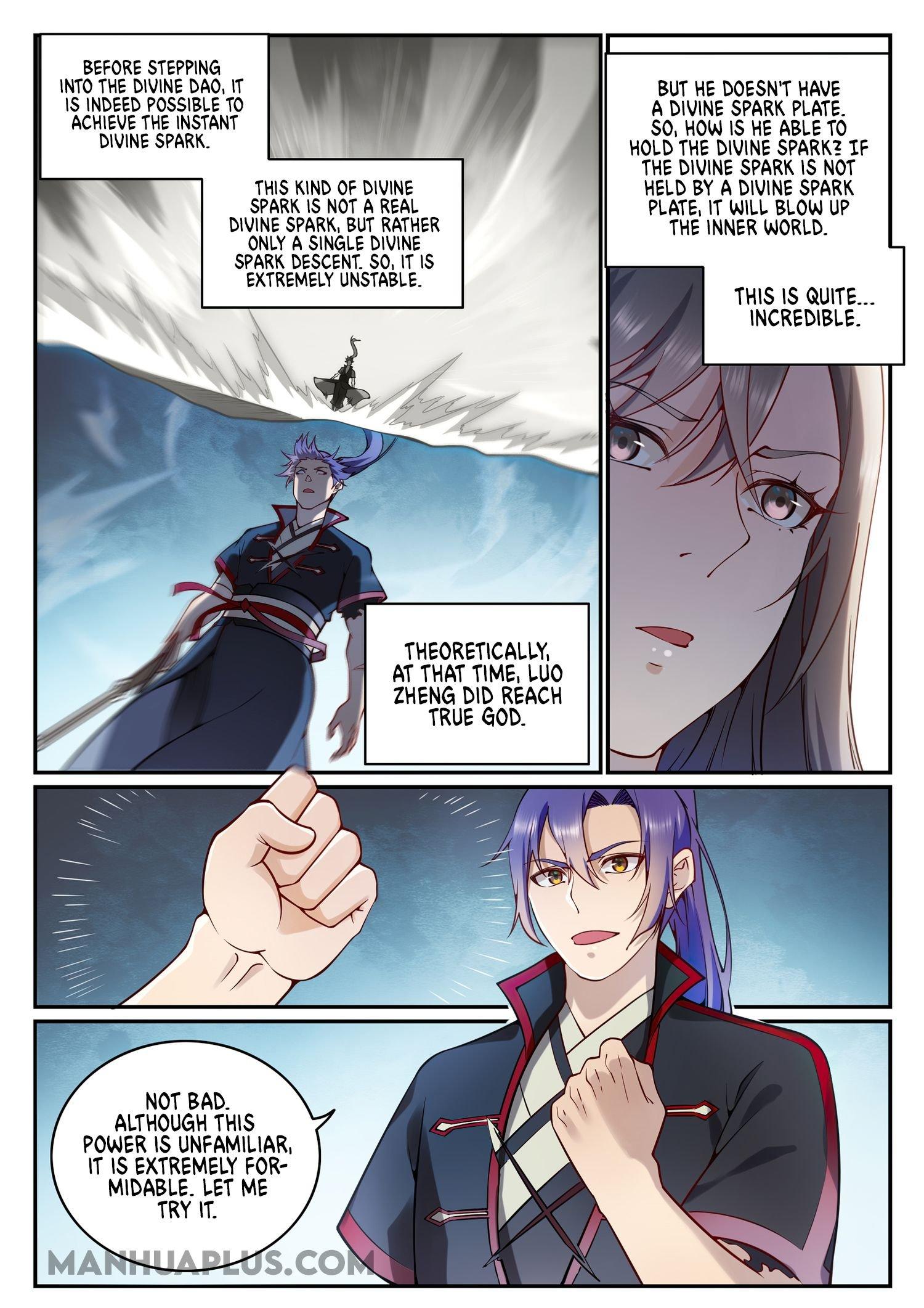 Manga Apotheosis - Chapter 683 Page 5