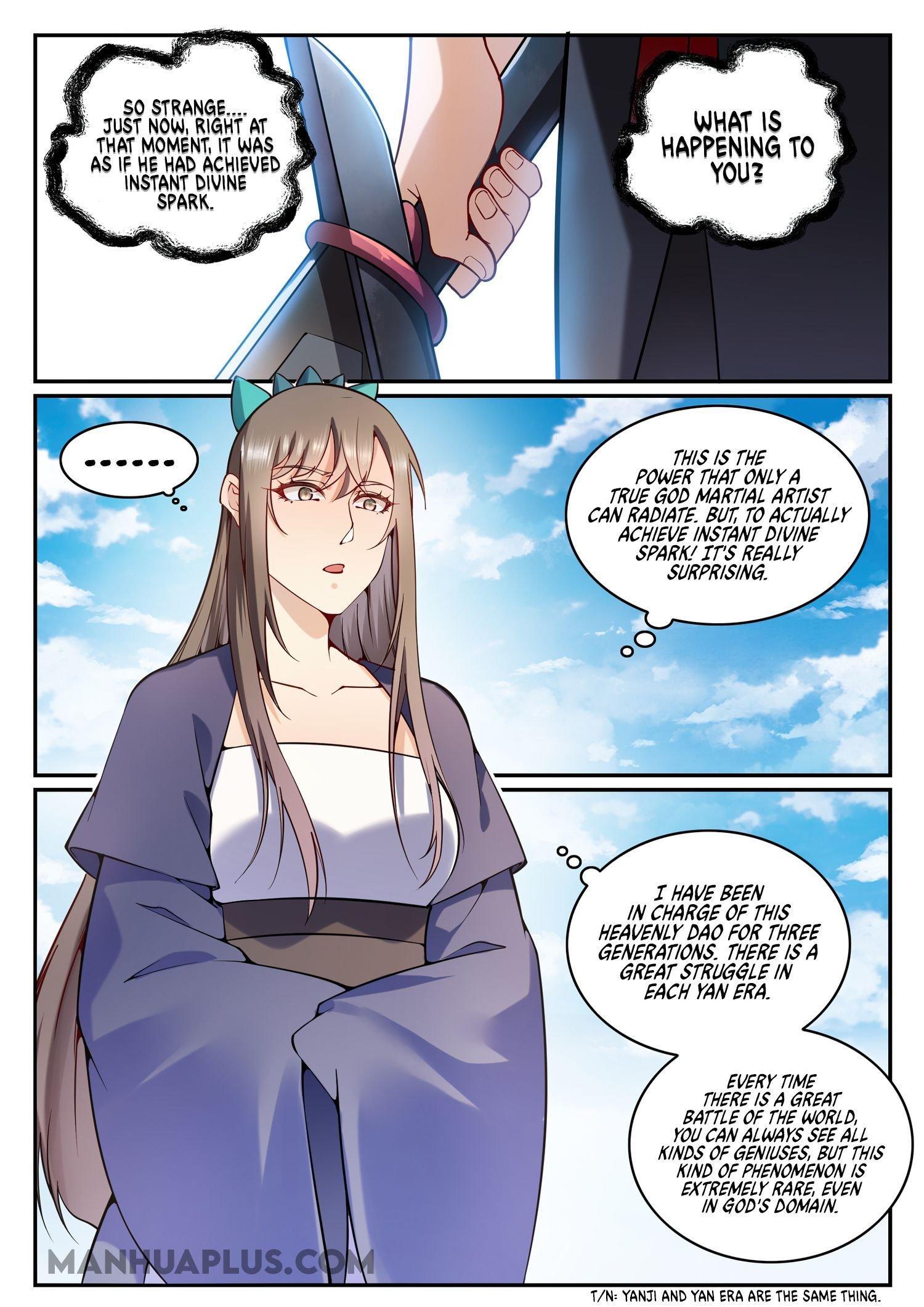 Manga Apotheosis - Chapter 683 Page 4