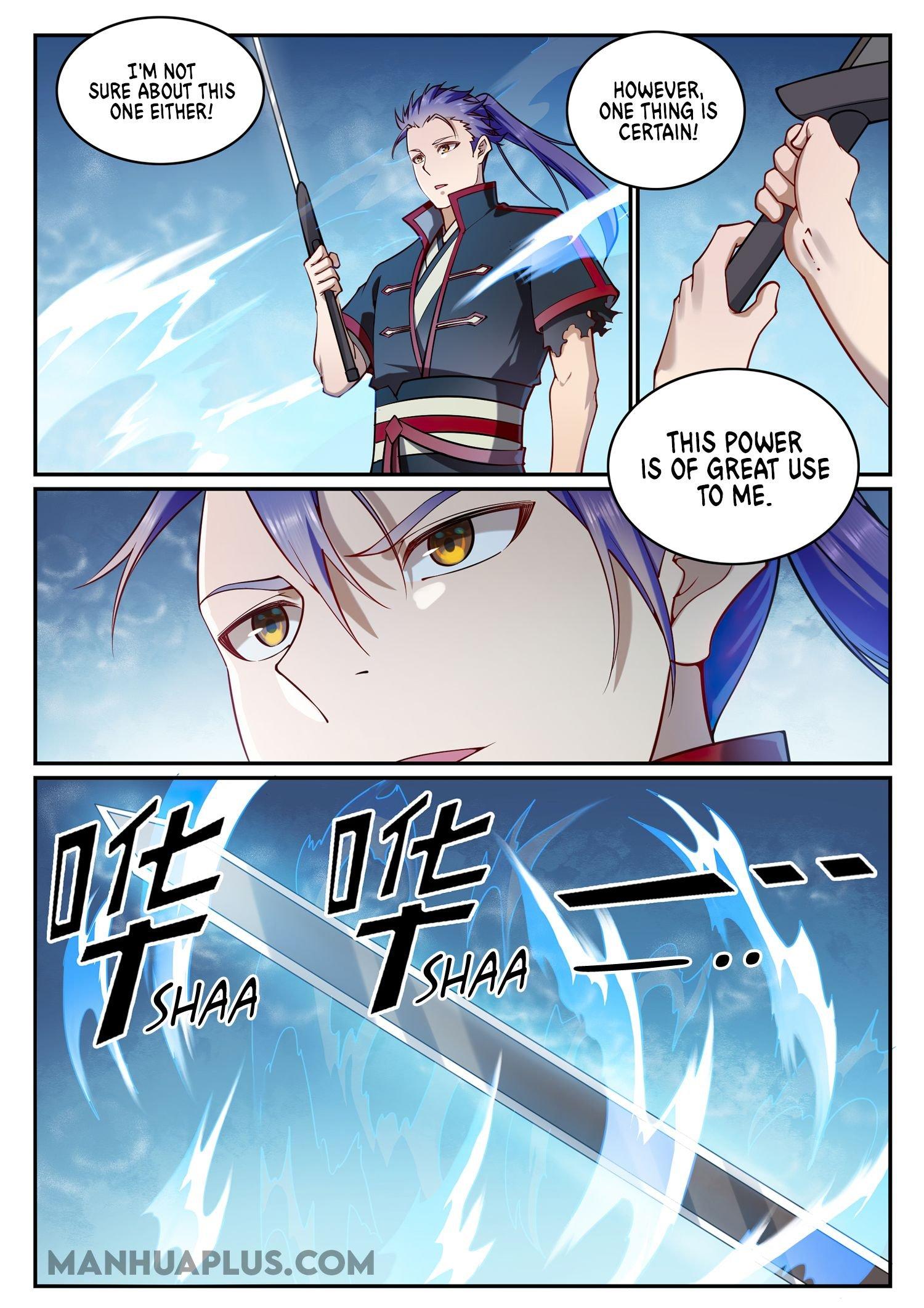 Manga Apotheosis - Chapter 683 Page 9