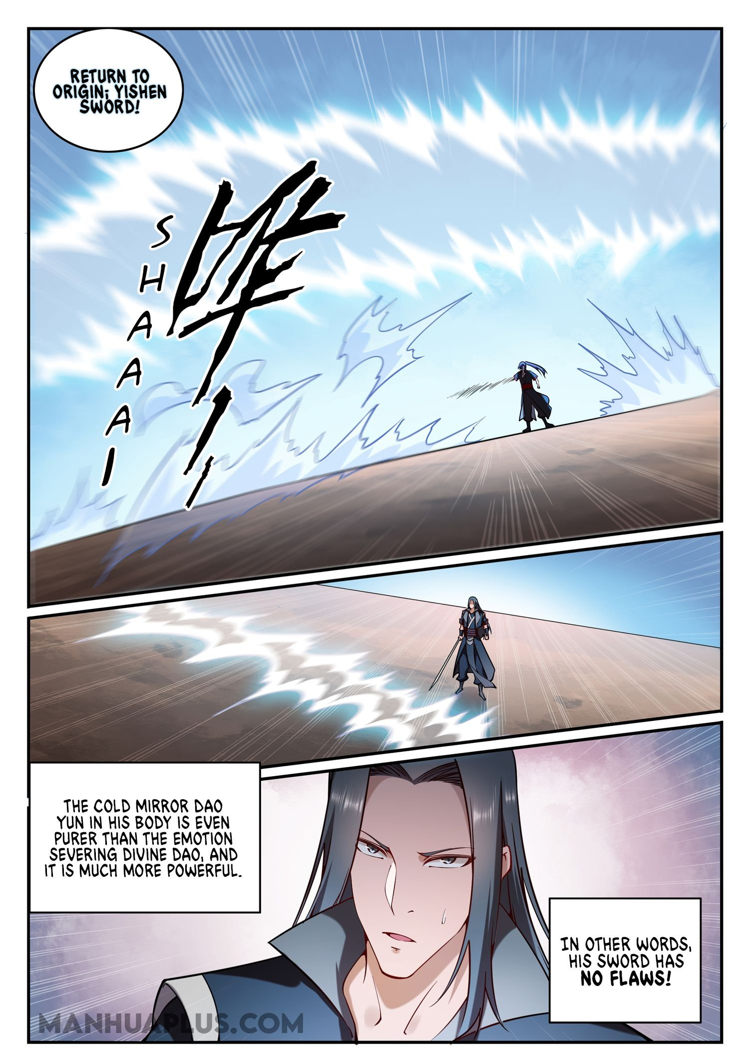 Manga Apotheosis - Chapter 683 Page 10